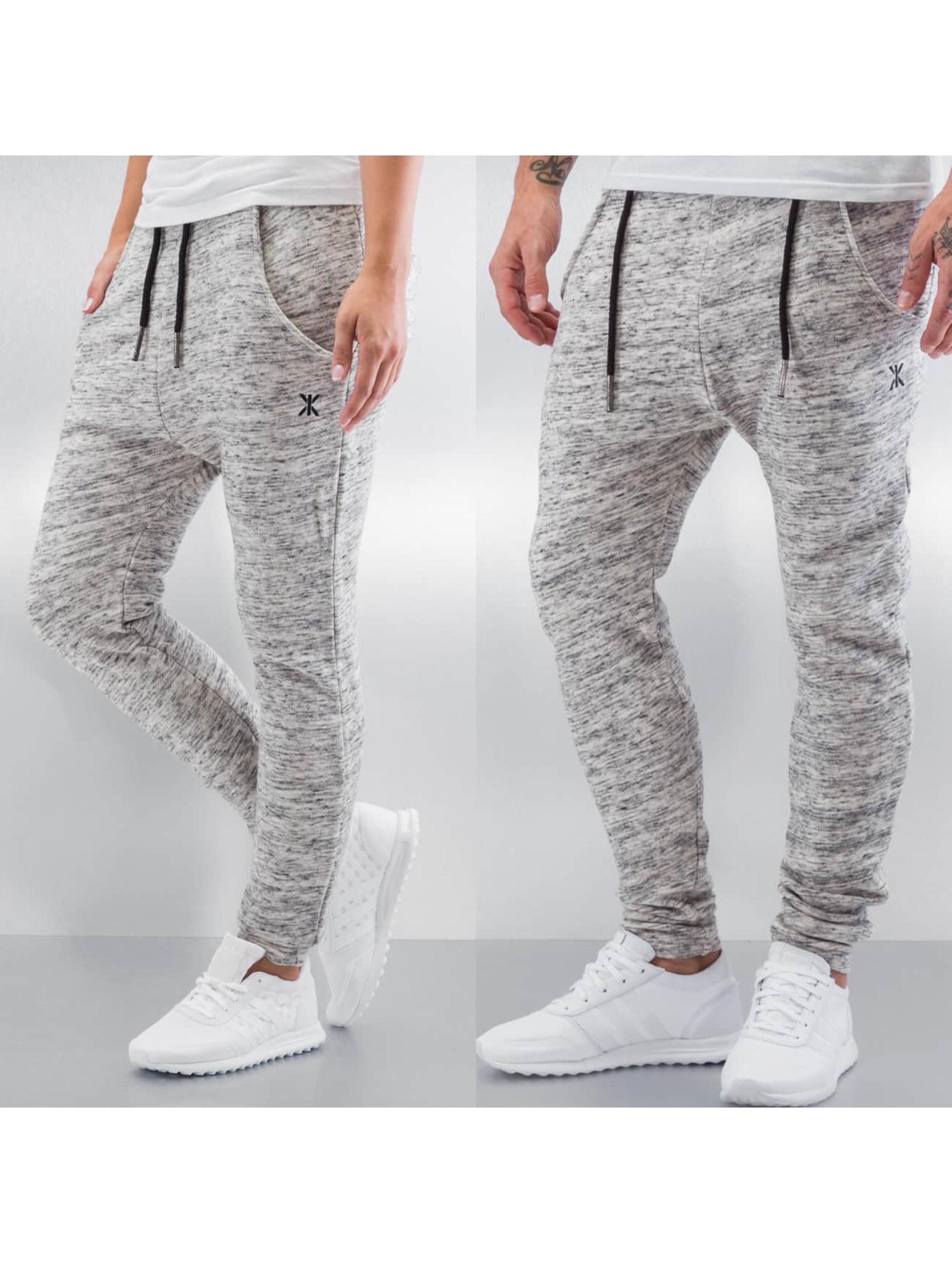 OnePiece joggingbroek Whatever grijs