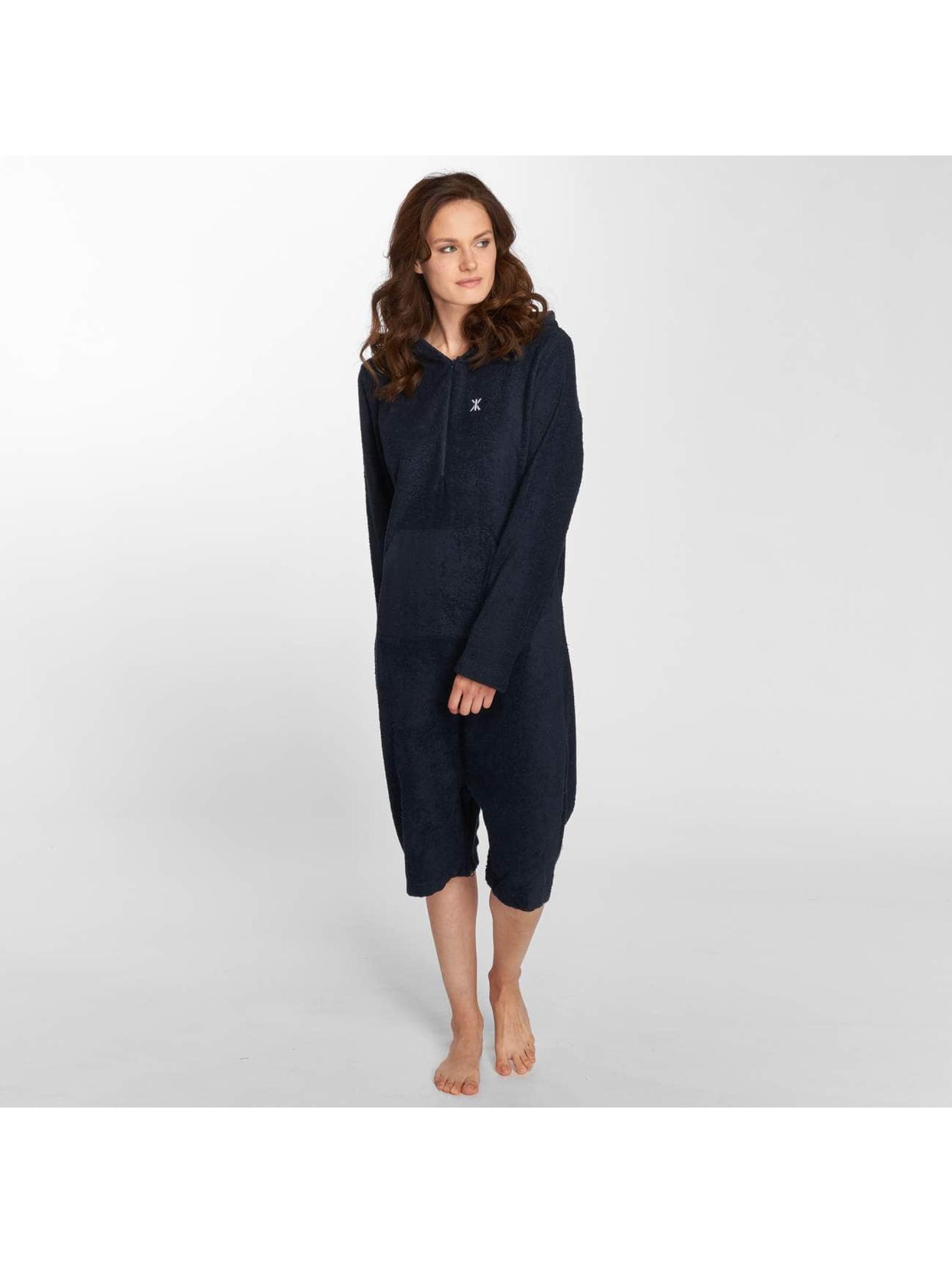 Onepiece Jumpsuit Towel blau
