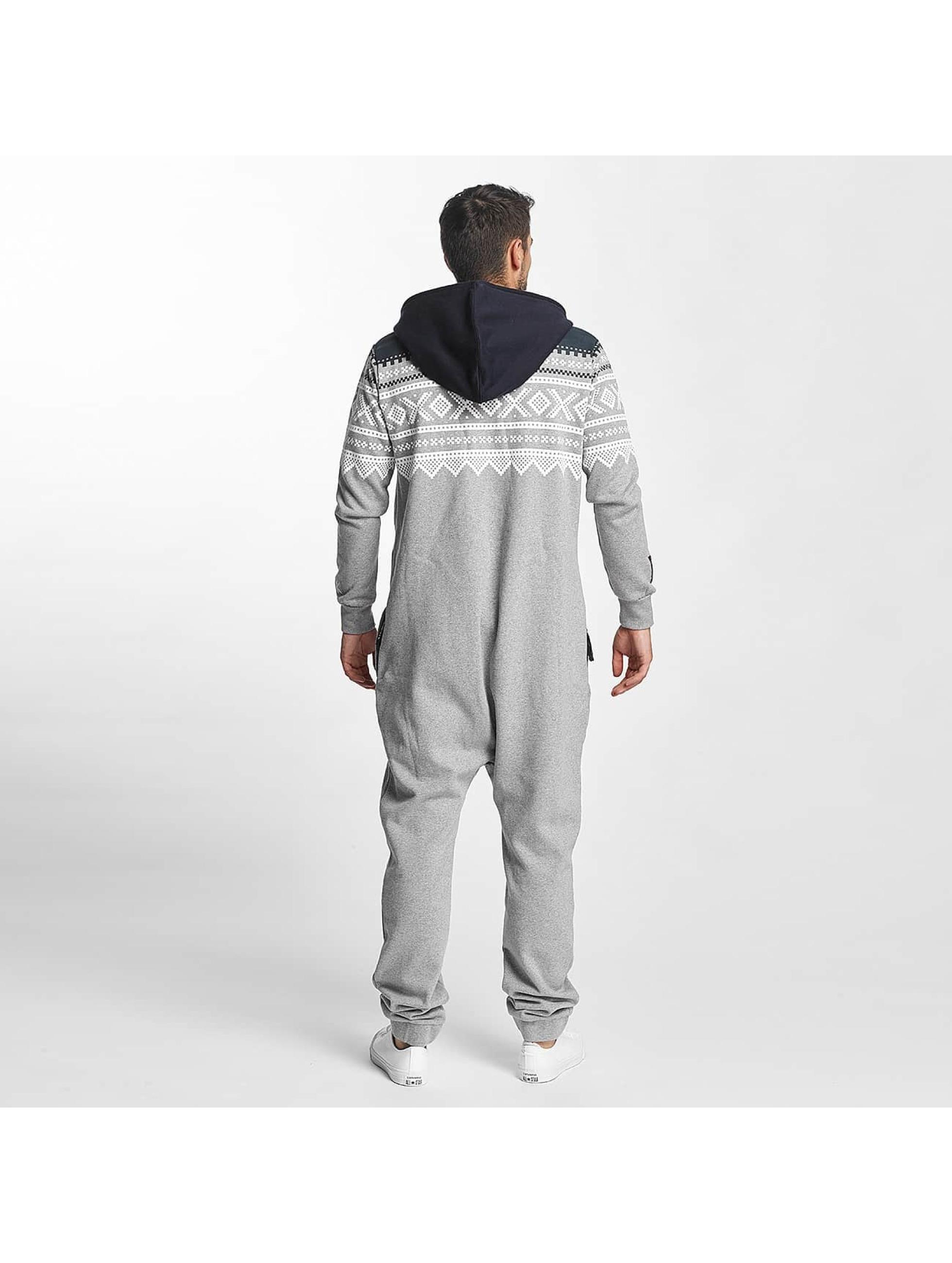 Onepiece jumpsuit Marius Onesie 2.0 grijs