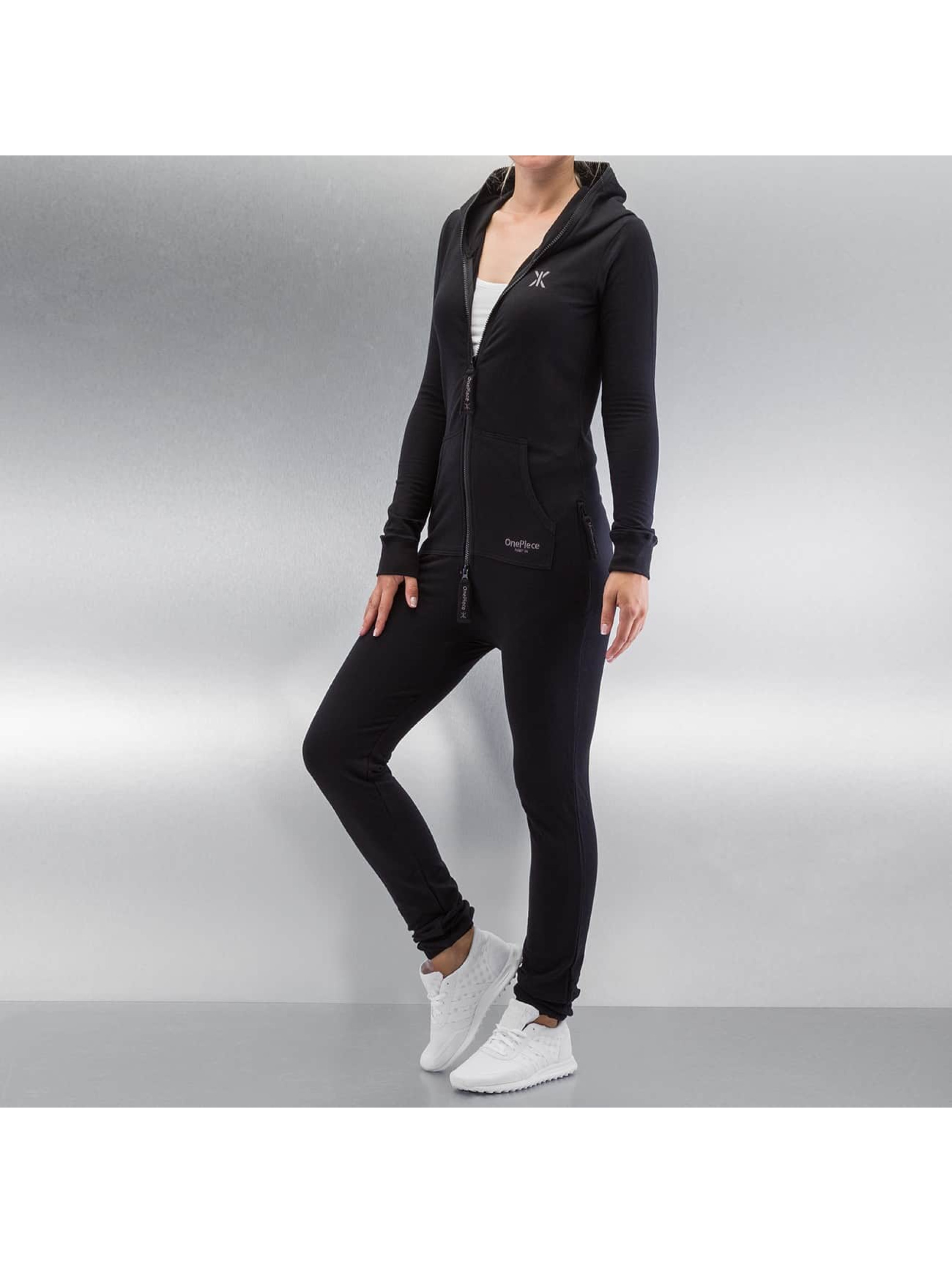 Jumpsuit Original Slim in schwarz
