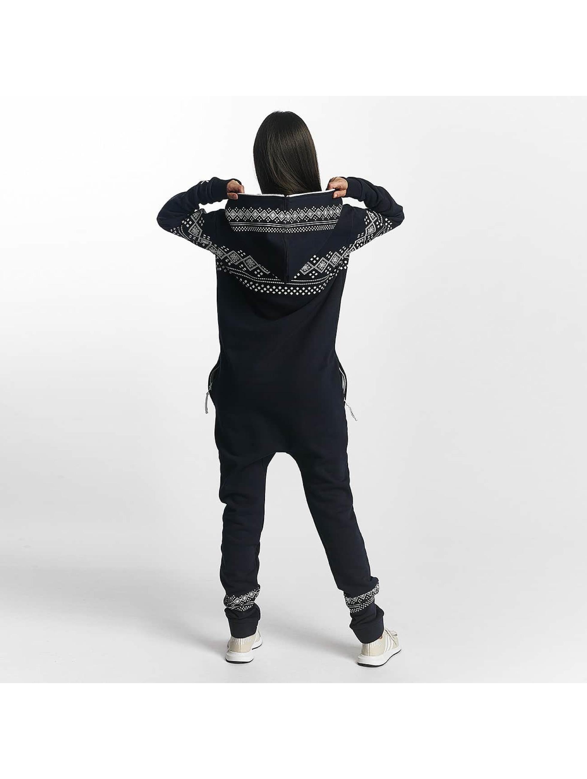 Onepiece Jumpsuits Lusekofte blå
