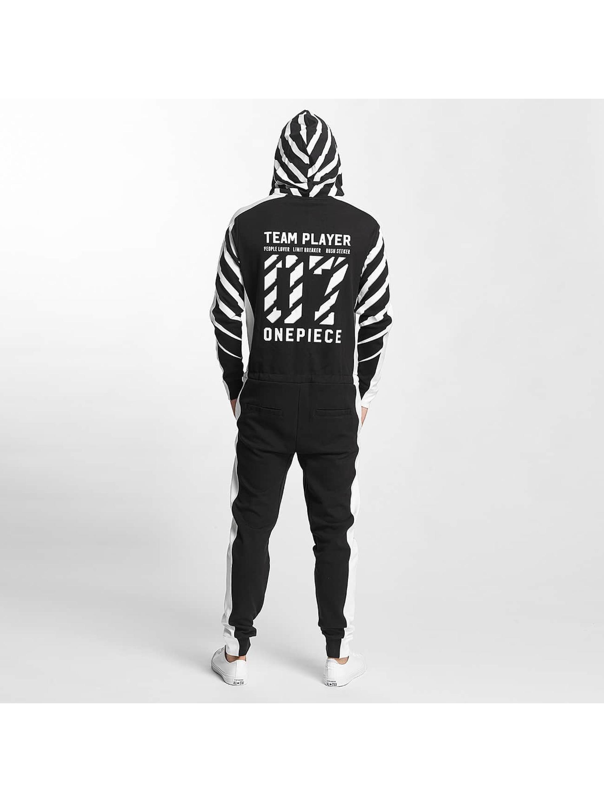 OnePiece Jumpsuits Racer Printed black
