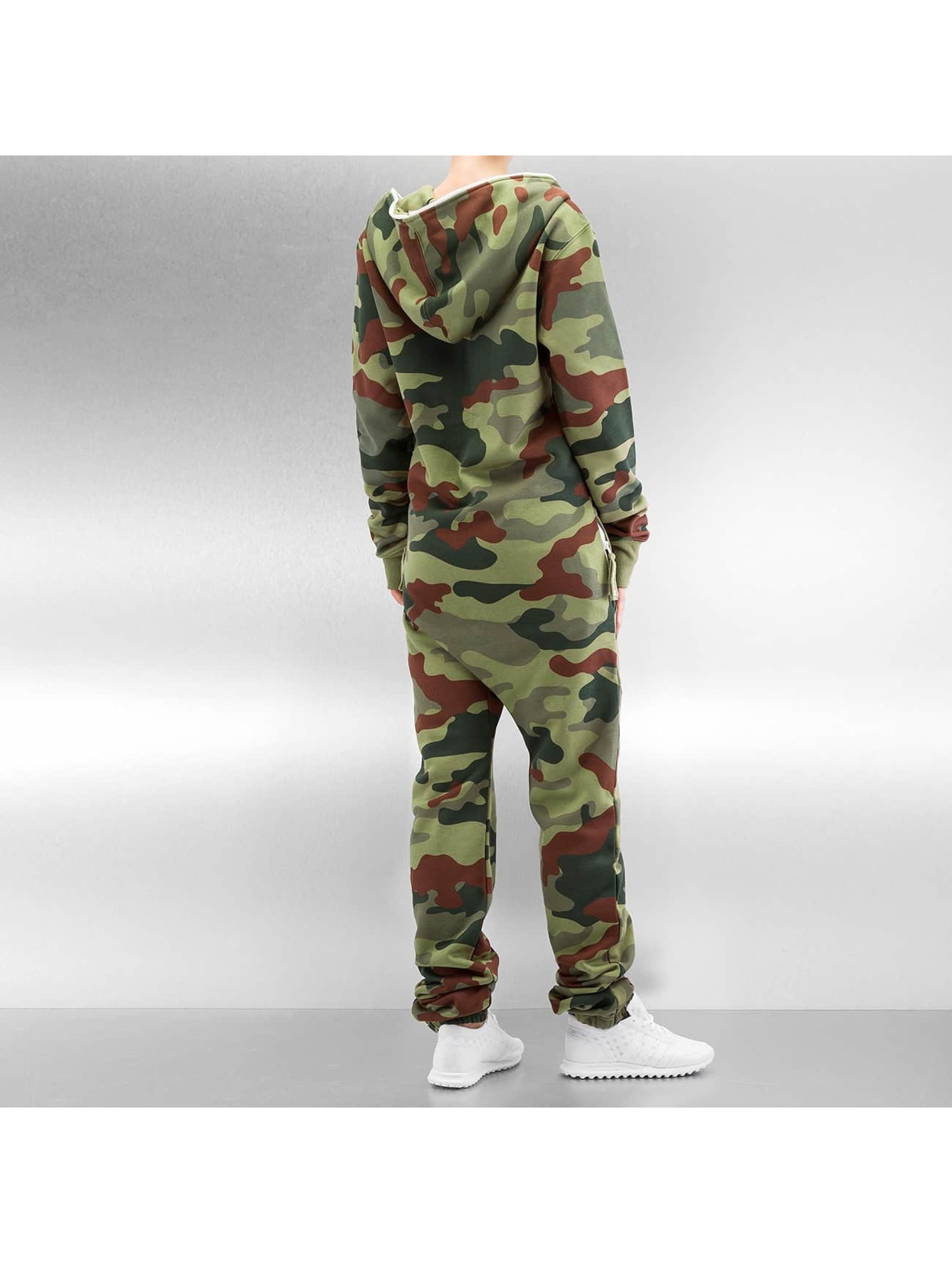 OnePiece Jumpsuits Camouflage camouflage