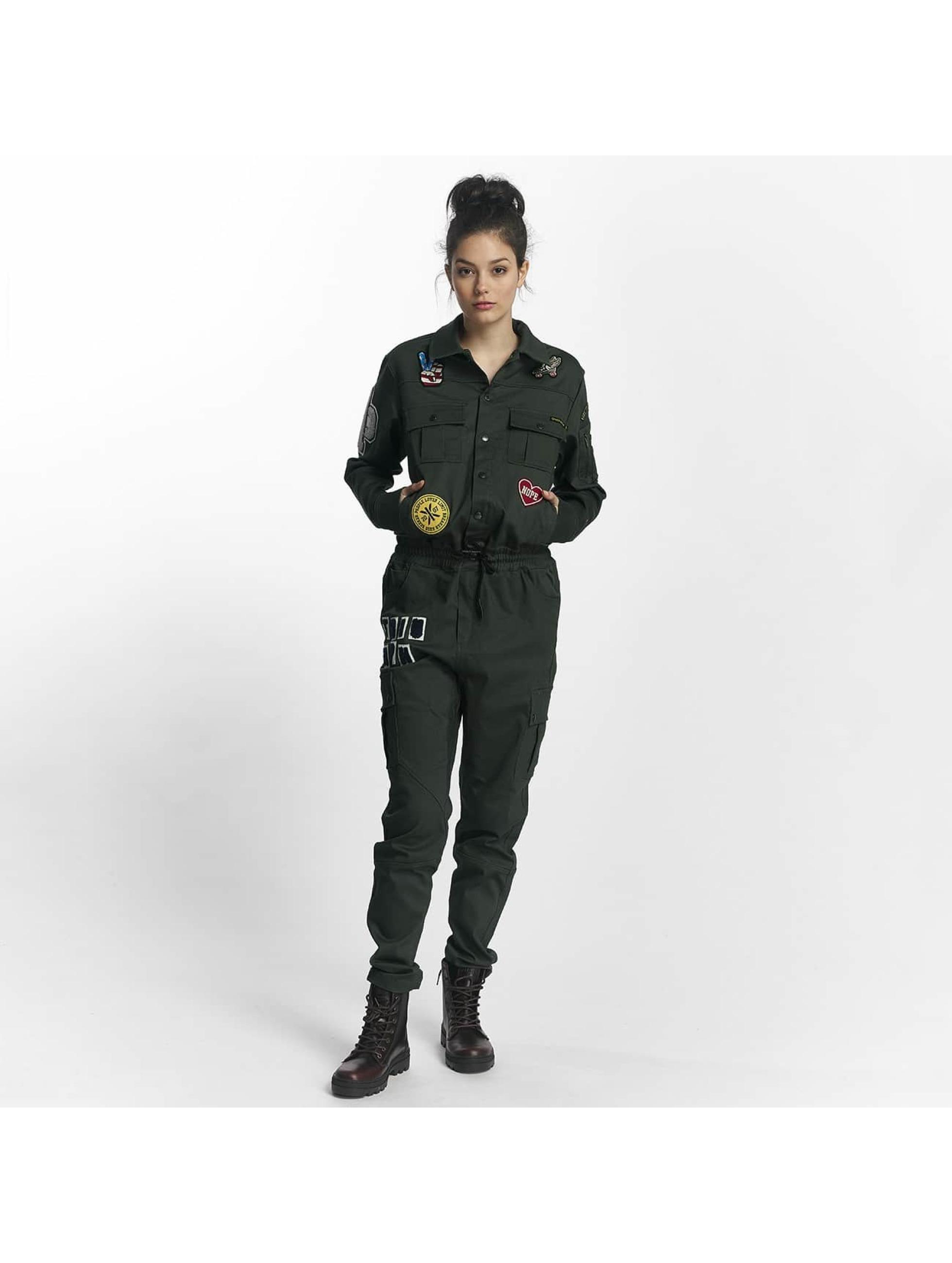 Onepiece Jumpsuits Stamina Patch grøn