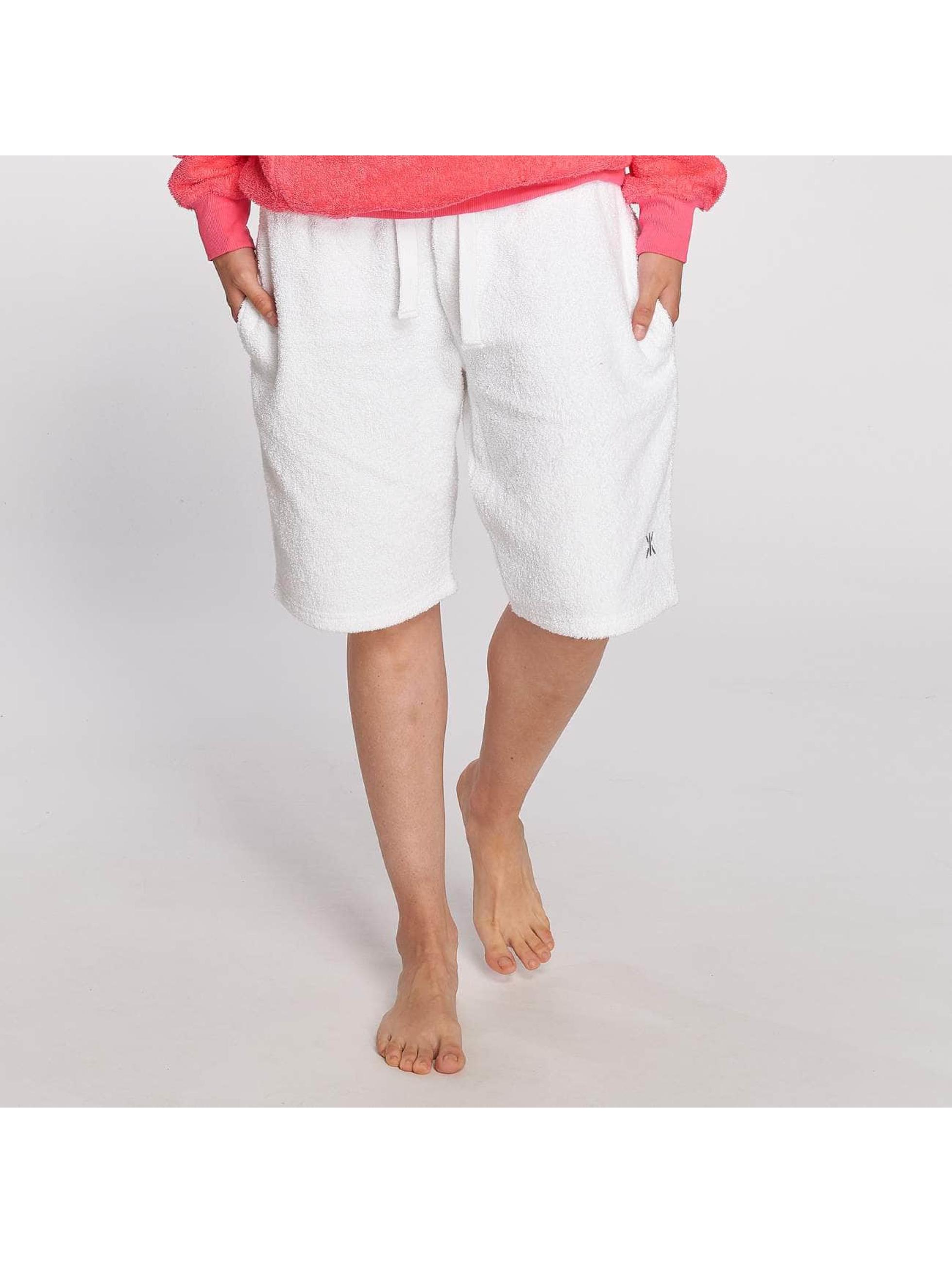 Onepiece Short Towel blanc
