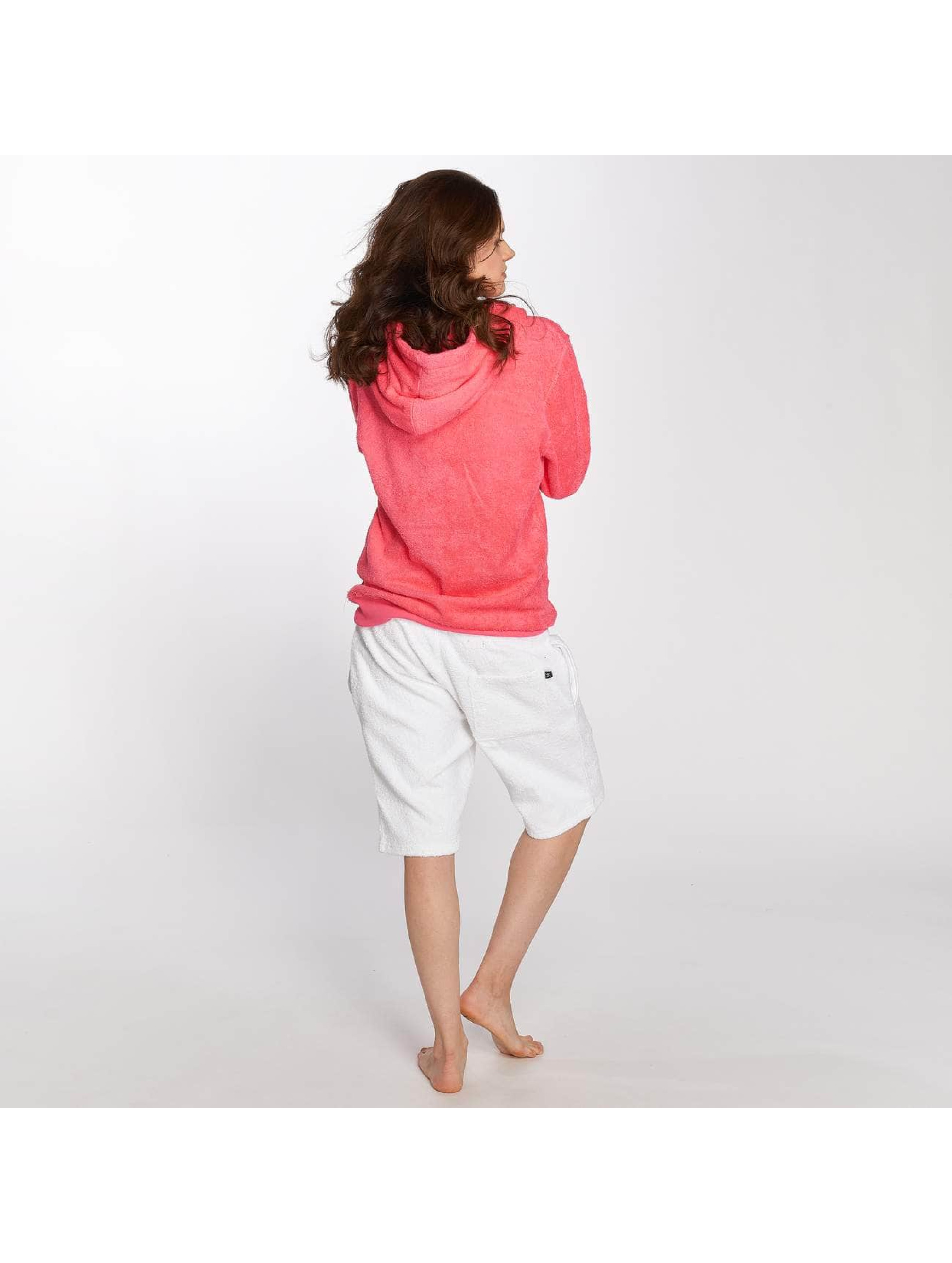 Onepiece Shorts Towel weiß