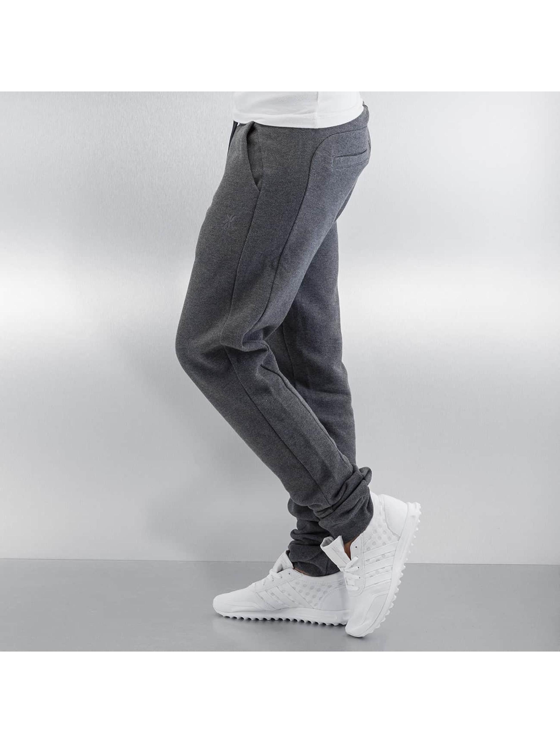OnePiece Spodnie do joggingu Slow szary