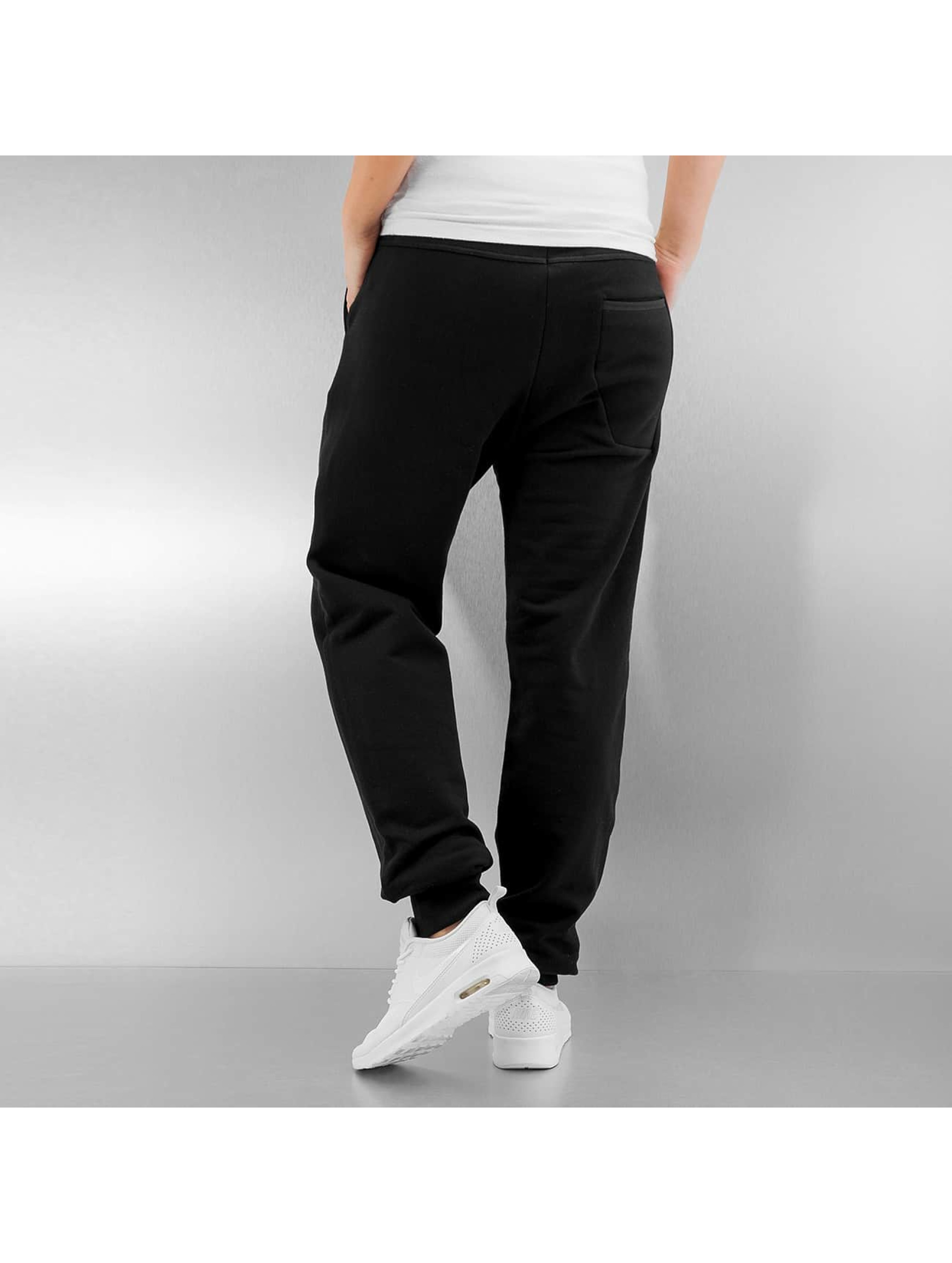 OnePiece Sweat Pant Out Basic black