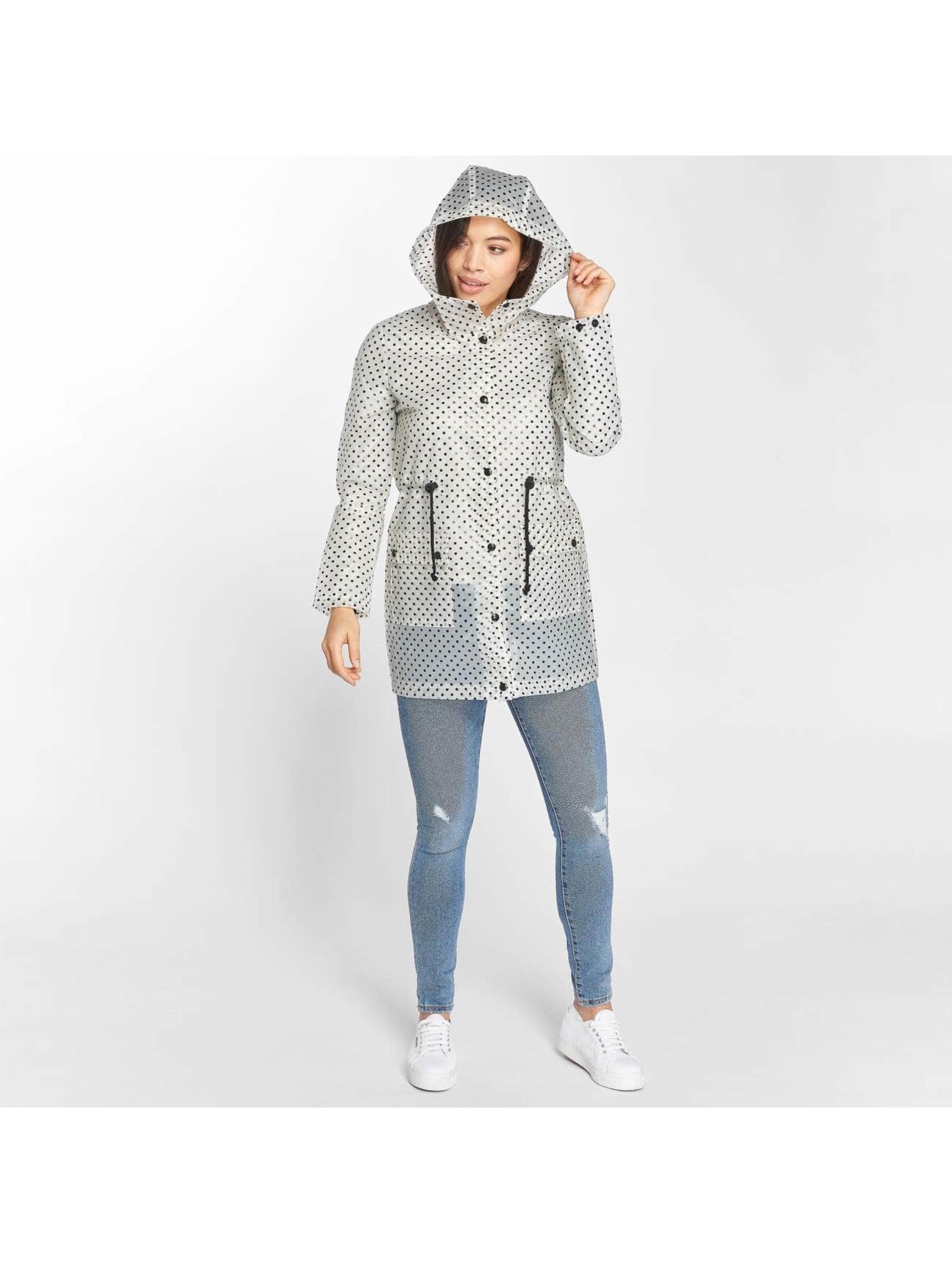 Only Демисезонная куртка onlKelly белый
