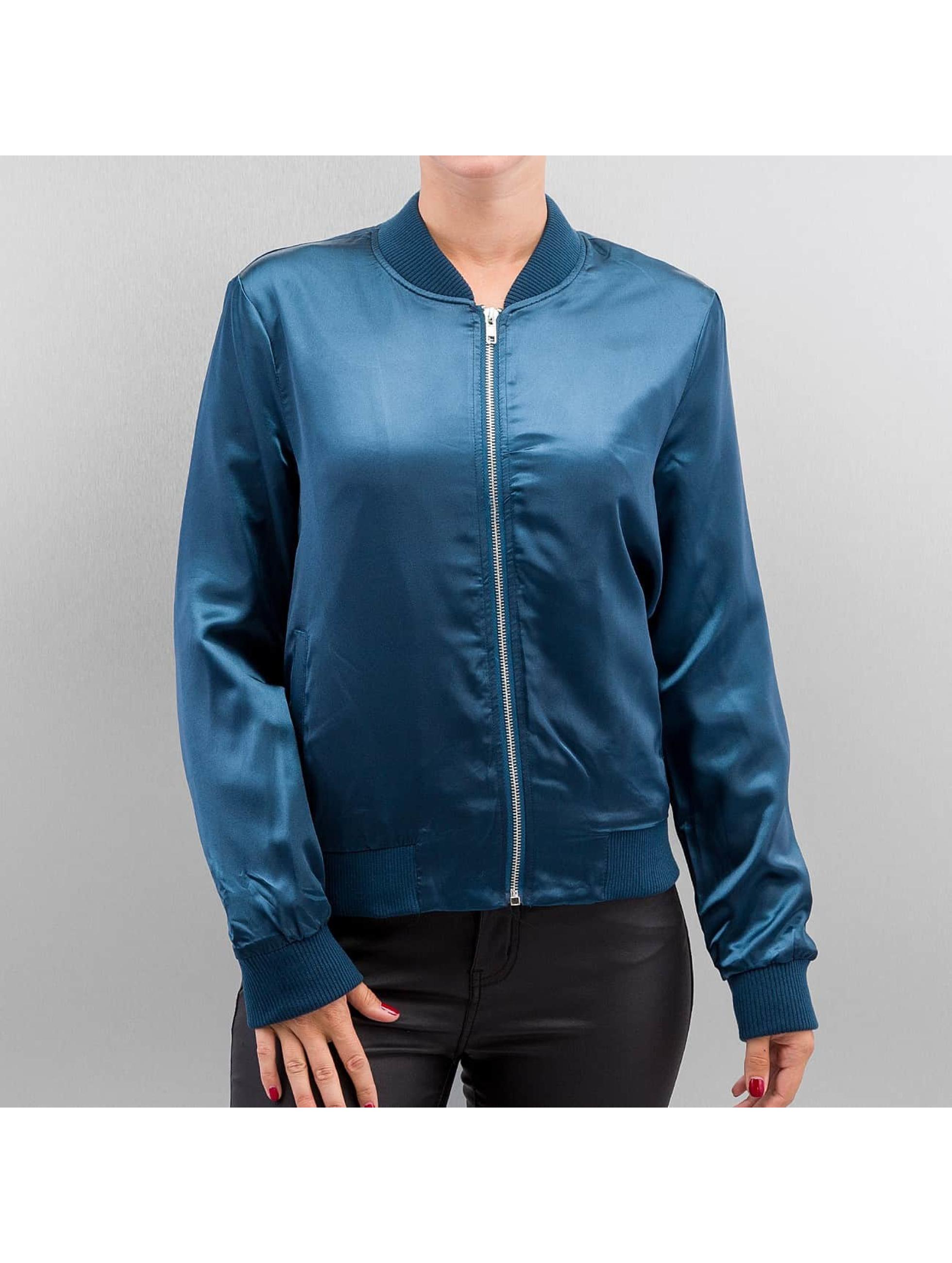 Only Куртка-бомбардир onlStarly синий