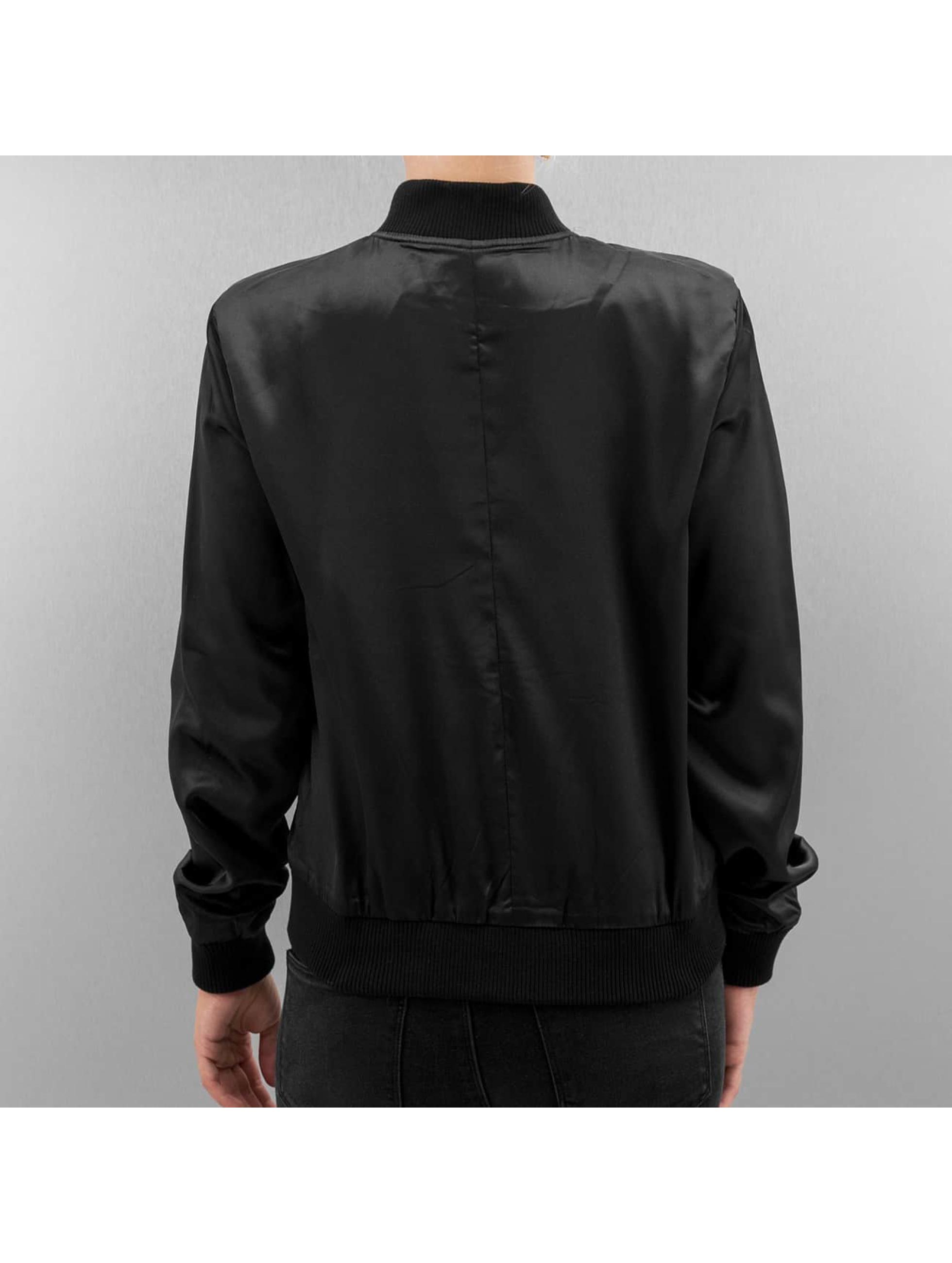 Only Куртка-бомбардир onlStarly черный
