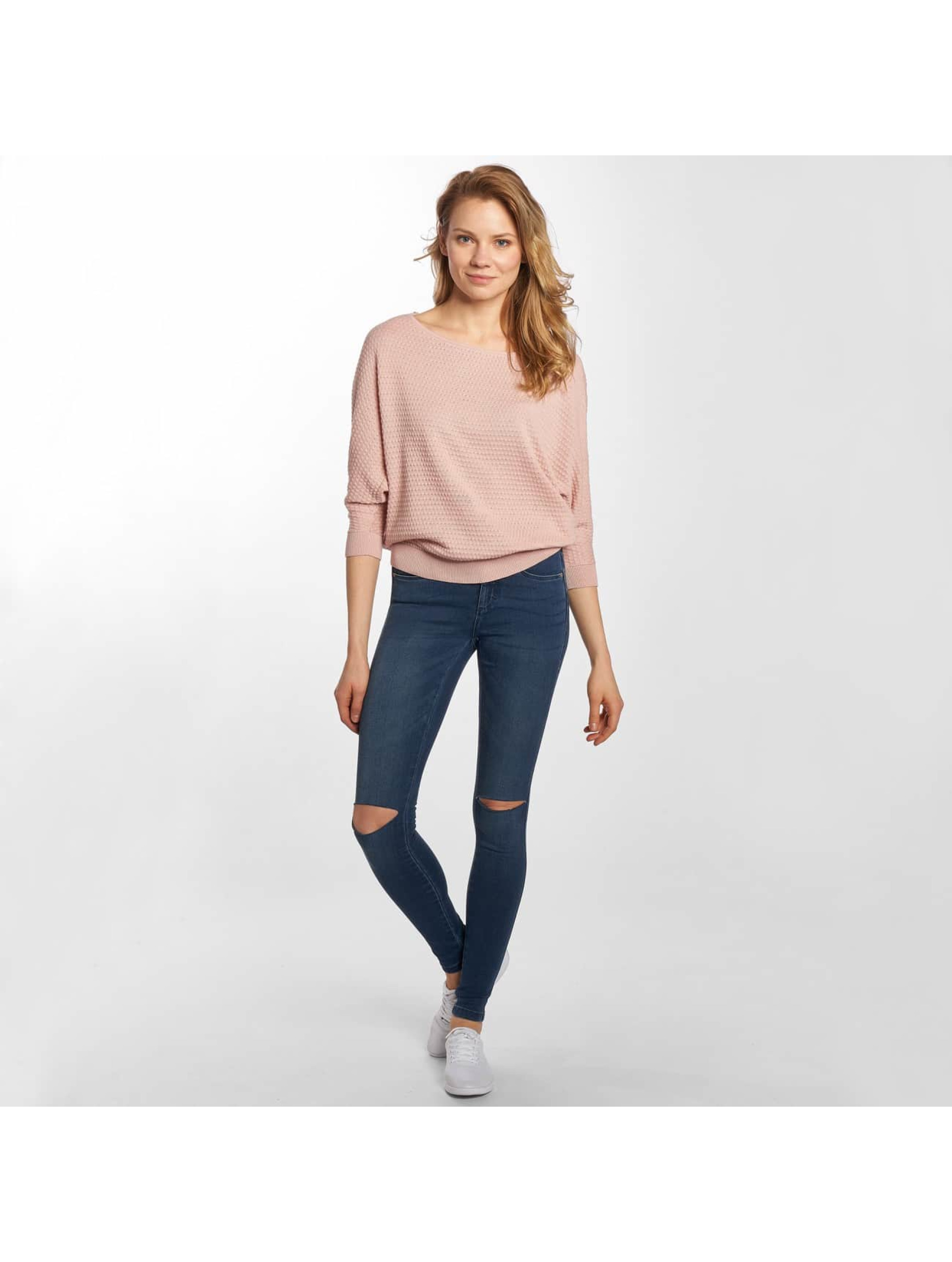 Only Облегающие джинсы onlRoyal Regular Knee Cut синий