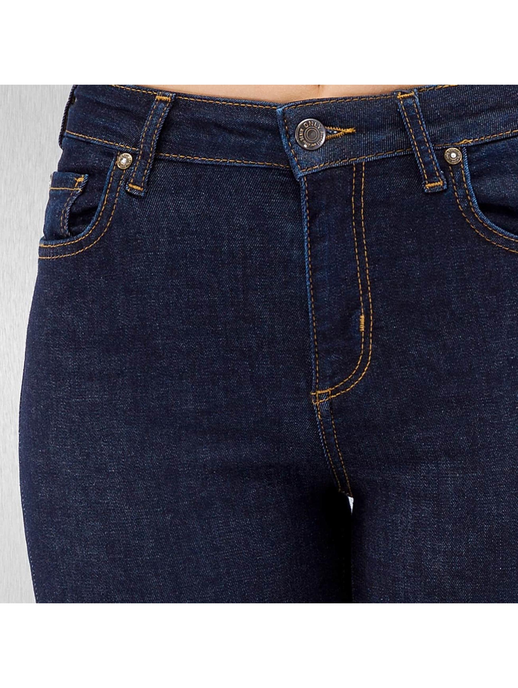Only Облегающие джинсы onlMy синий