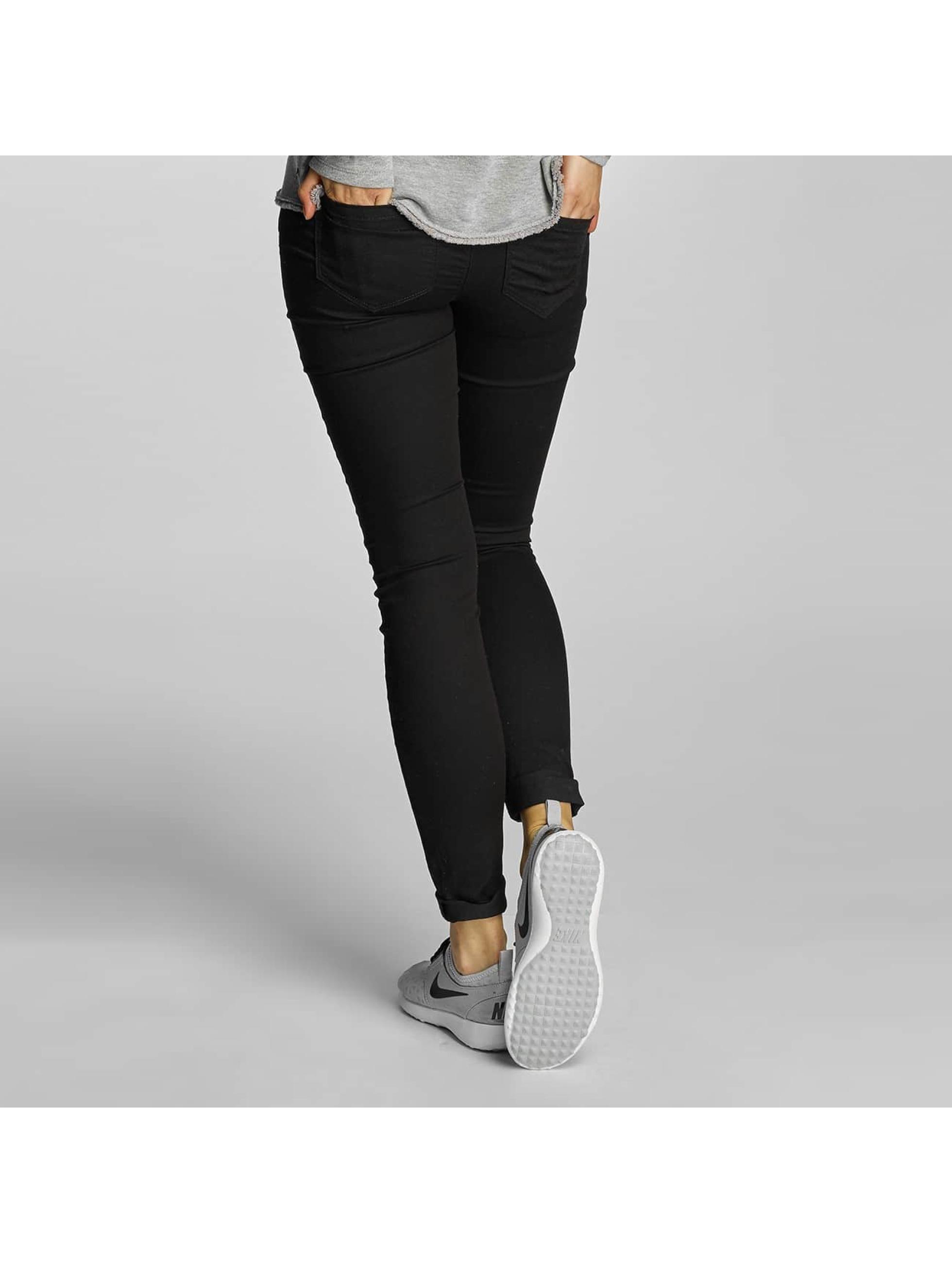 Only Облегающие джинсы onlElena черный