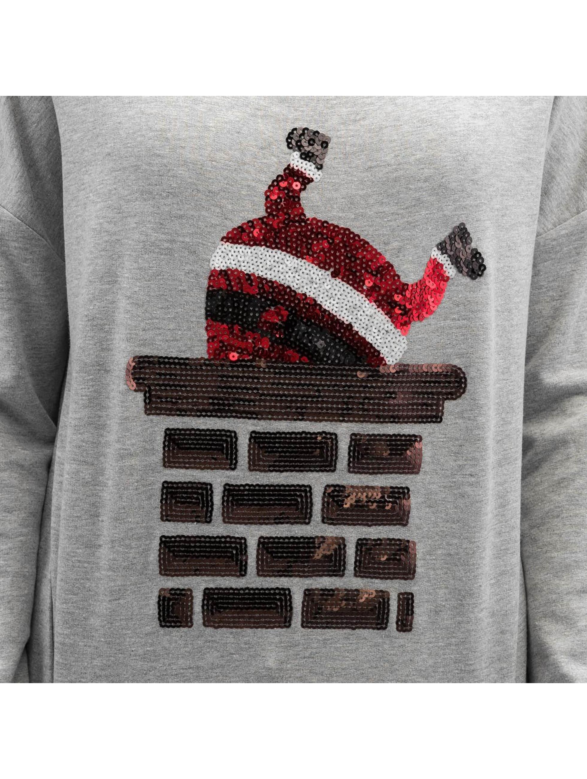 Only Пуловер onlChris серый