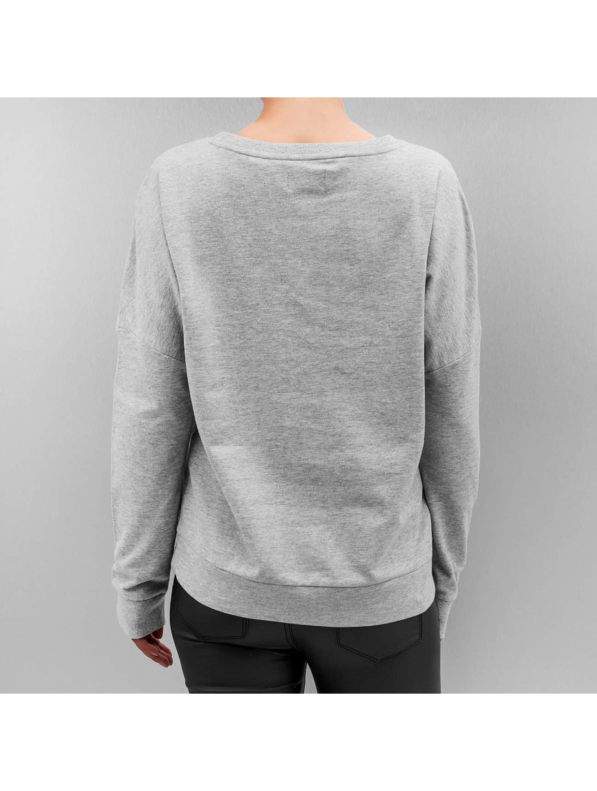 Only Пуловер onlMerry серый