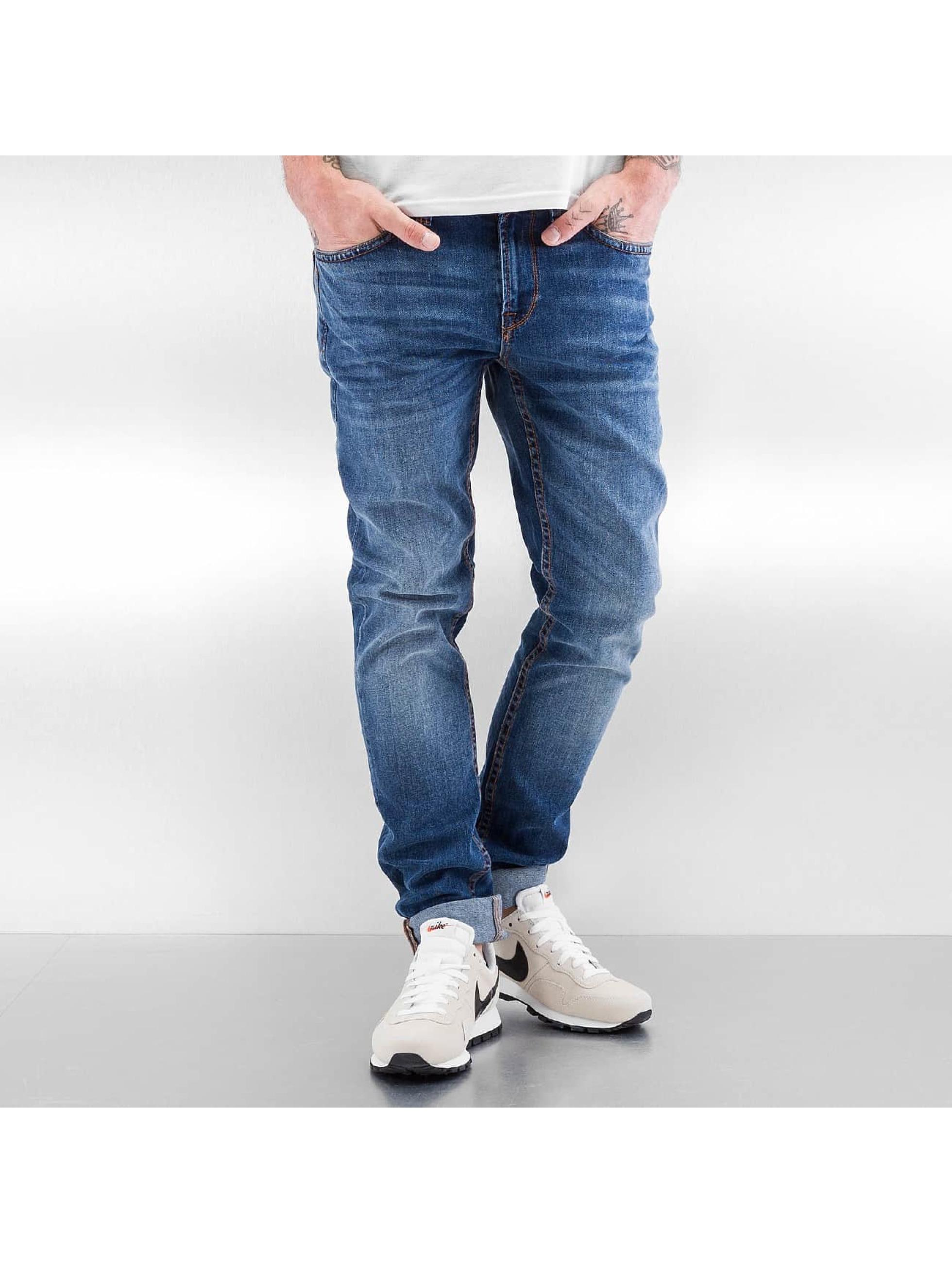 Only & Sons Облегающие джинсы onsLoom Slim синий