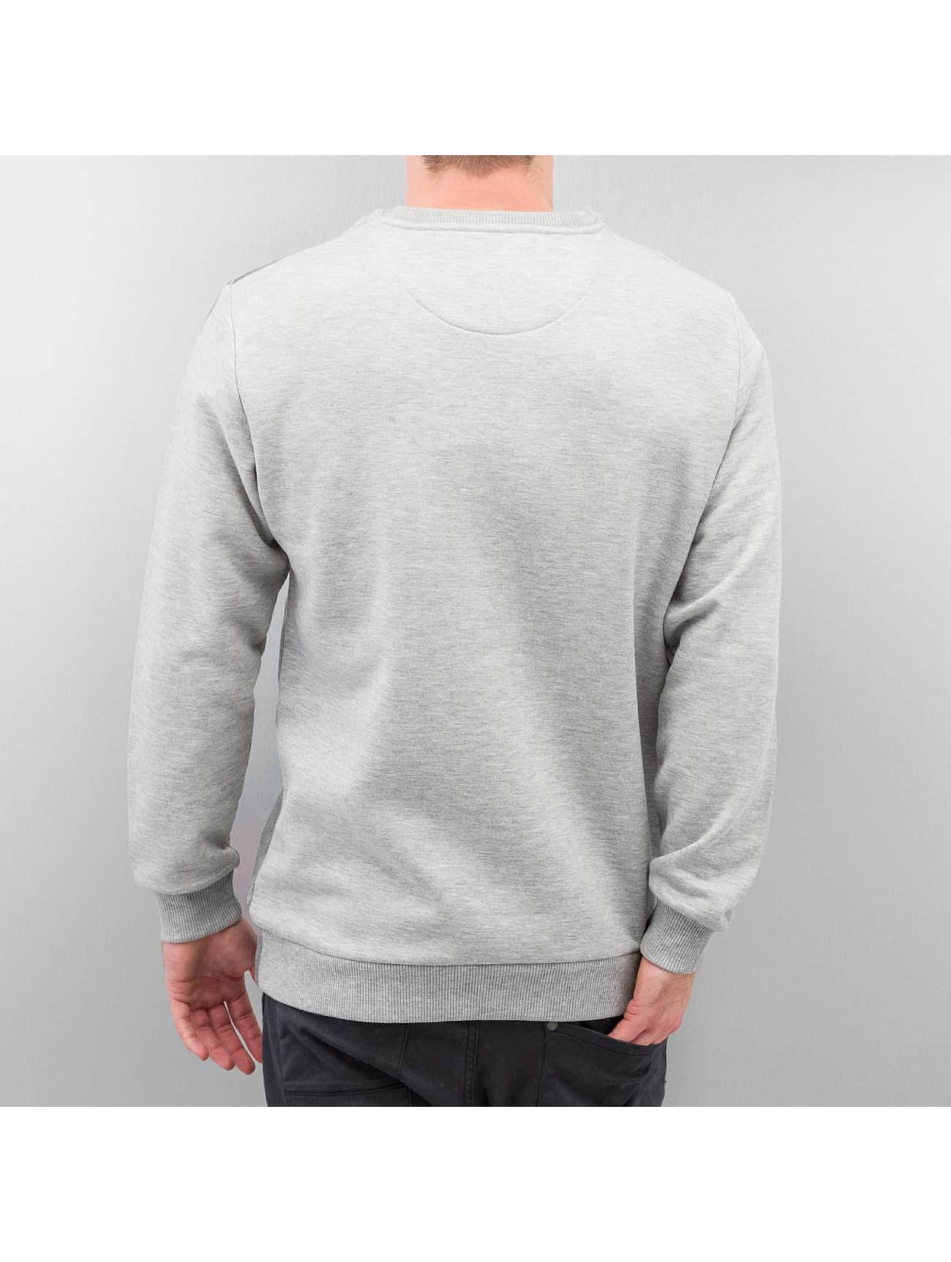 Only & Sons Пуловер Jinxy серый