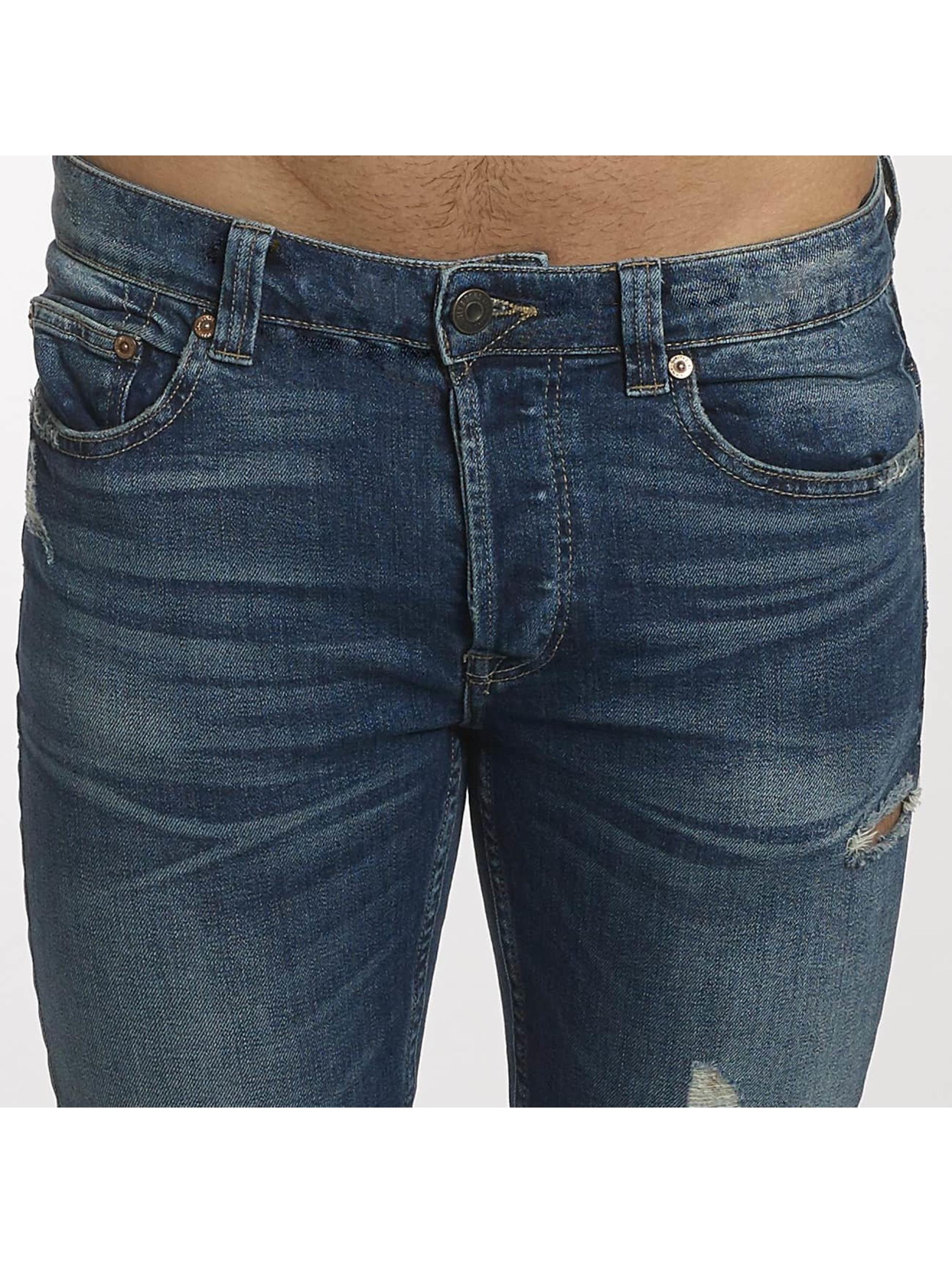 Only & Sons dżinsy przylegające onsAvi Loom niebieski