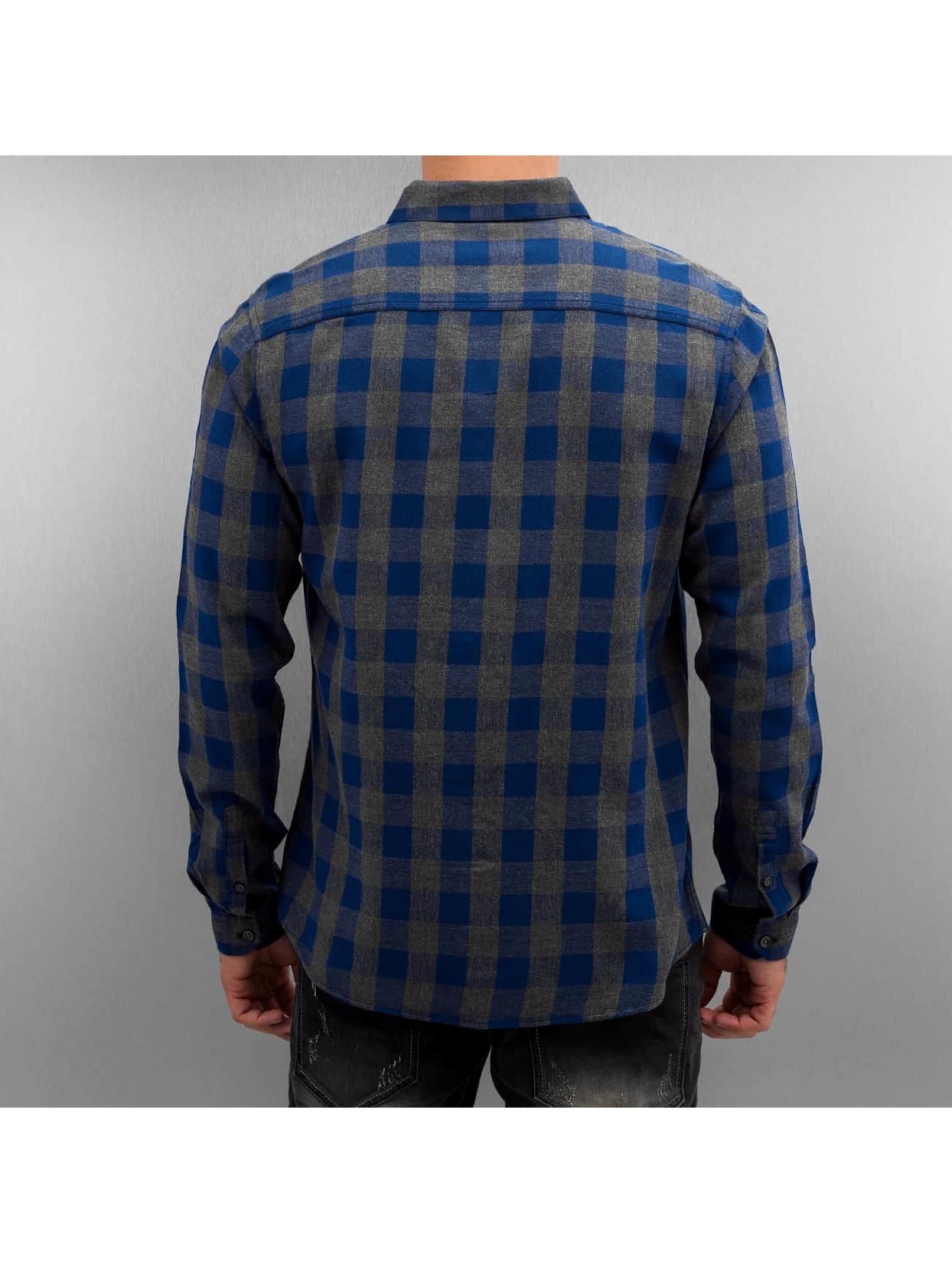 Only & Sons Hemd onsSeattle blau