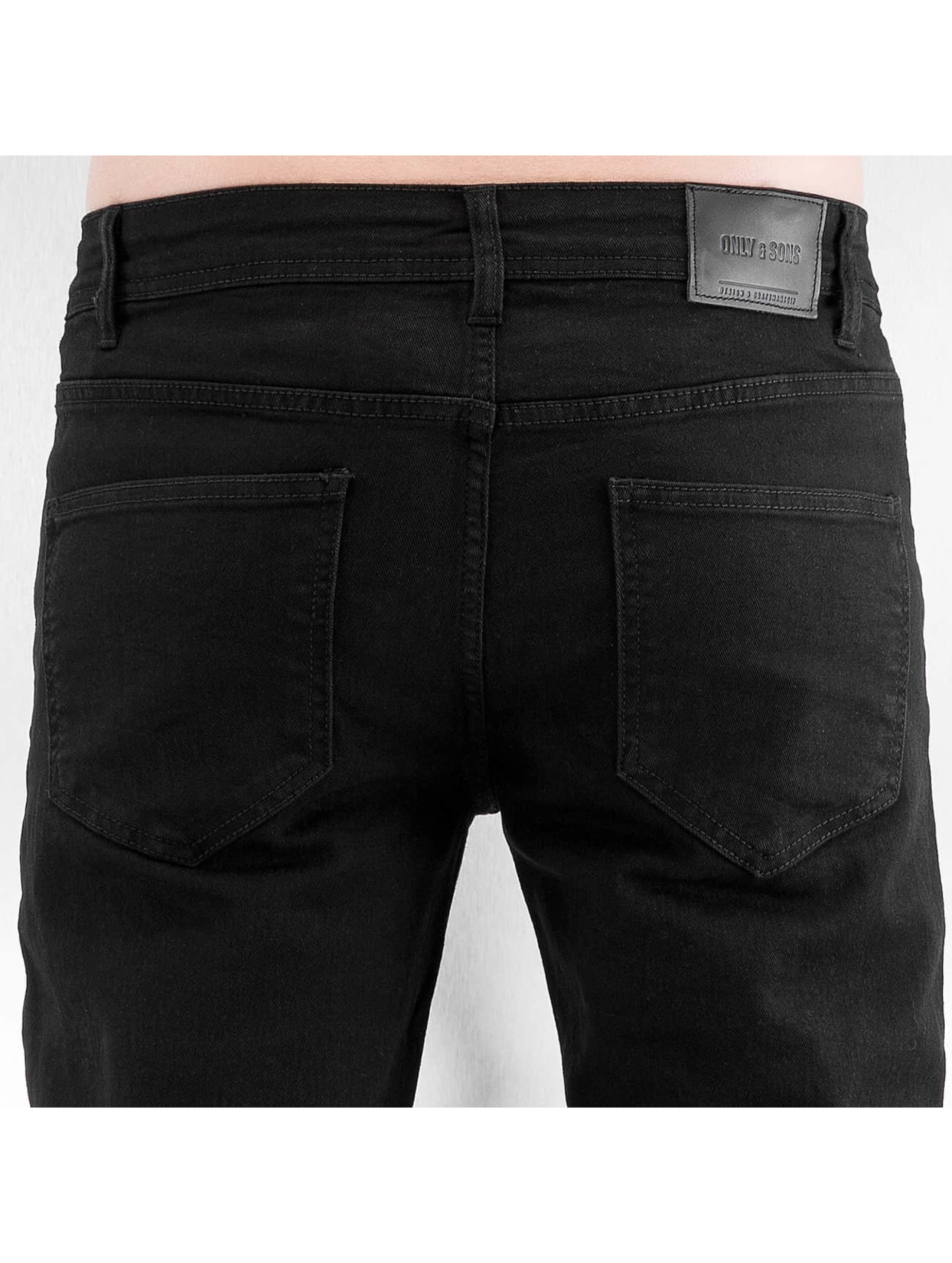 Only & Sons Jean coupe droite onsLoom Camp 5283 noir