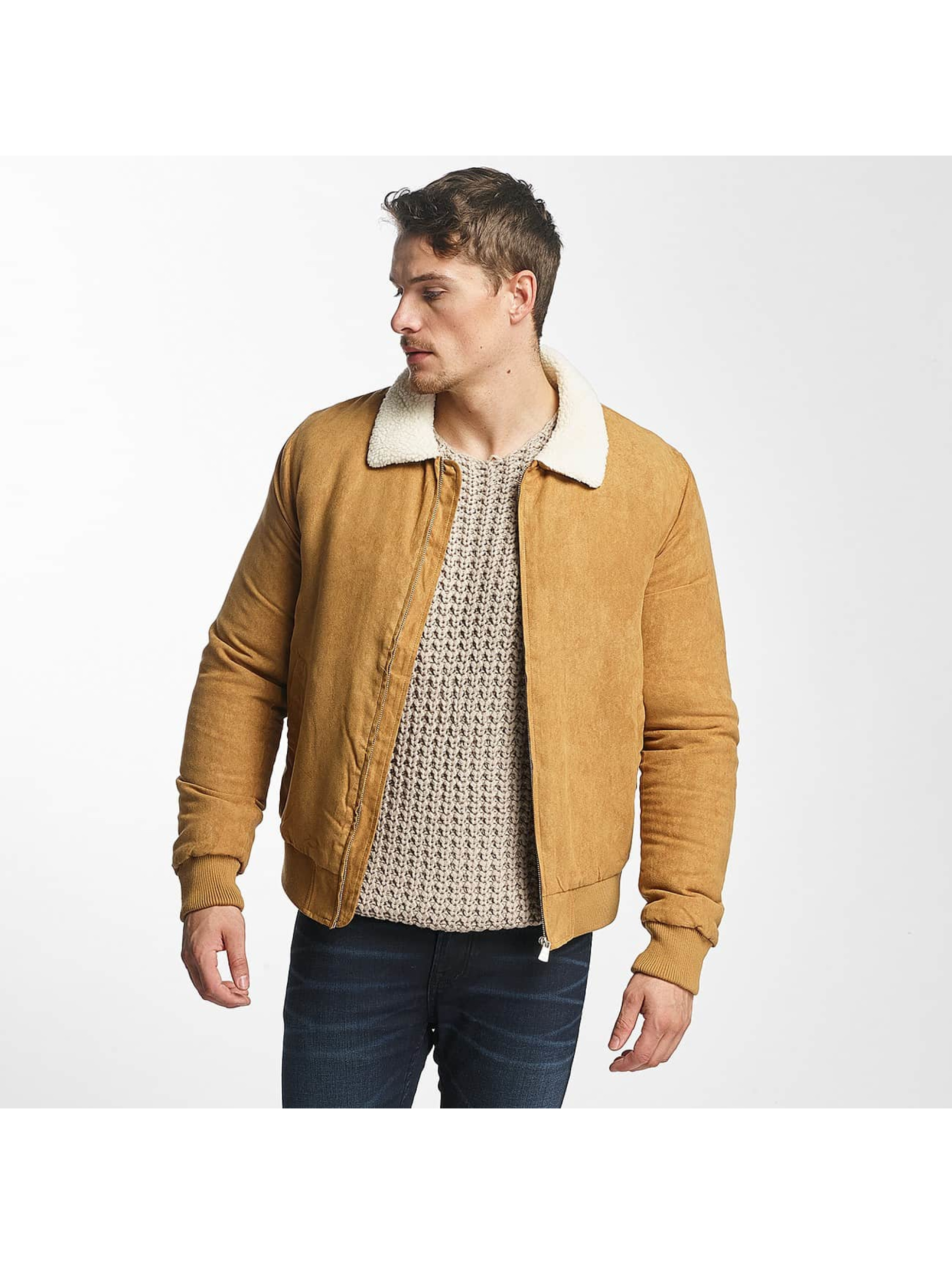 Only & Sons Lightweight Jacket onsPreston brown