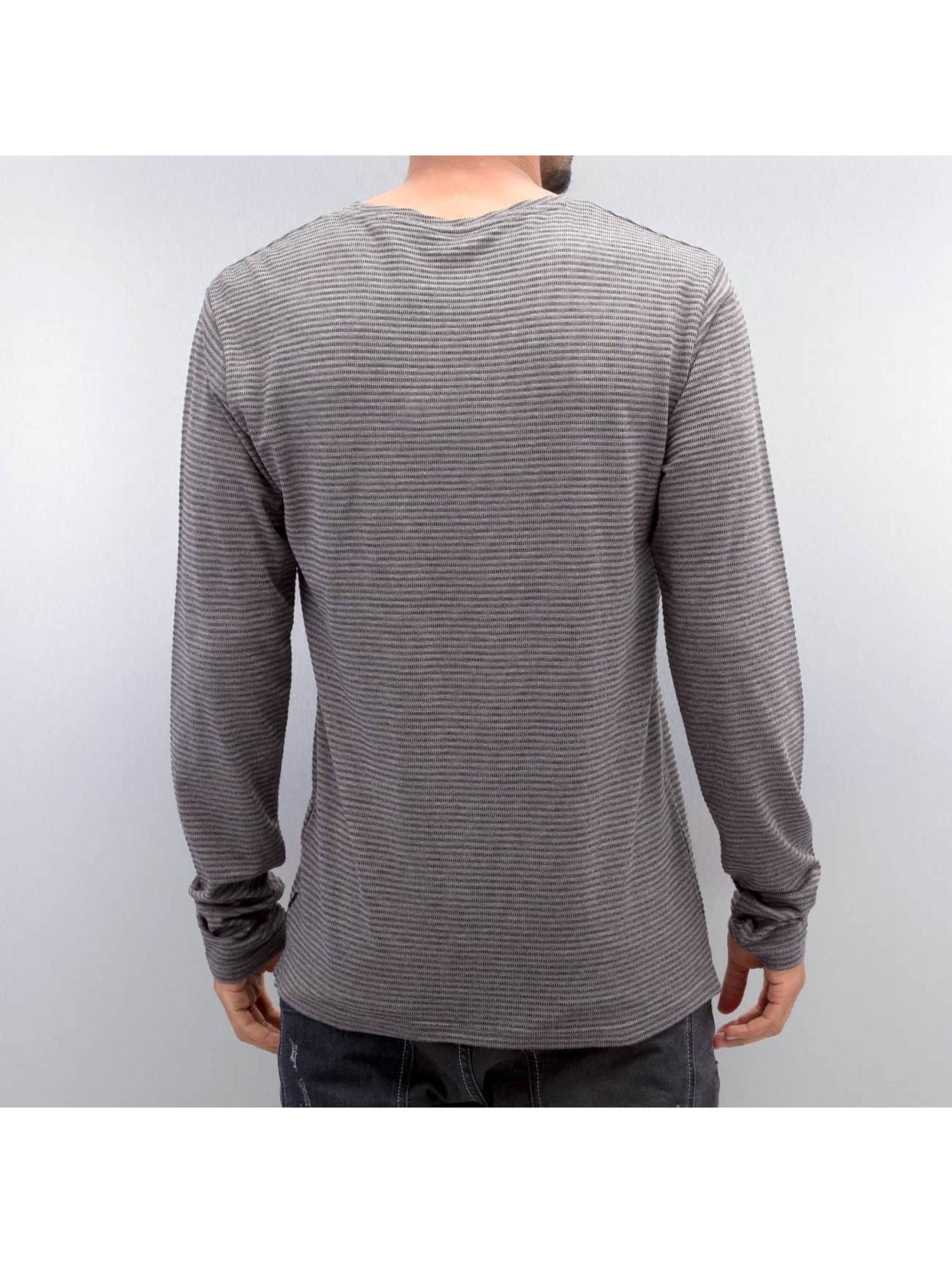 Only & Sons Longsleeve onsAron Fitted grau