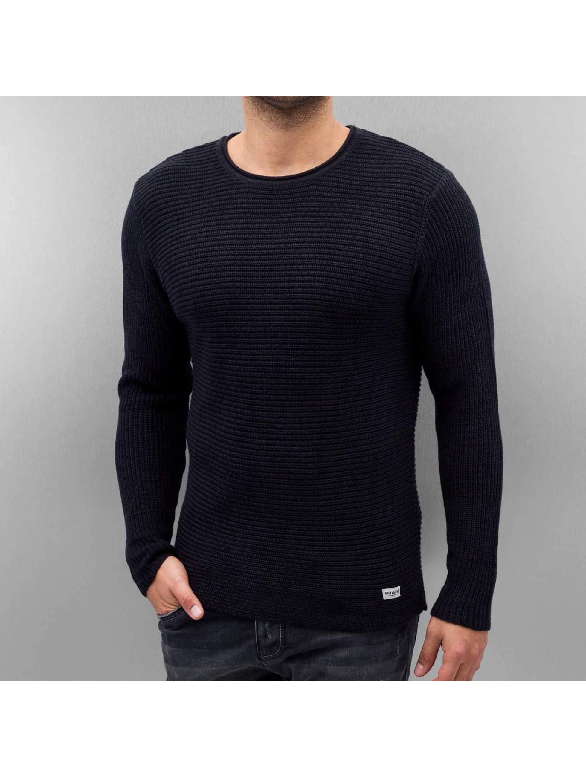 Only & Sons Maglia onsSato blu