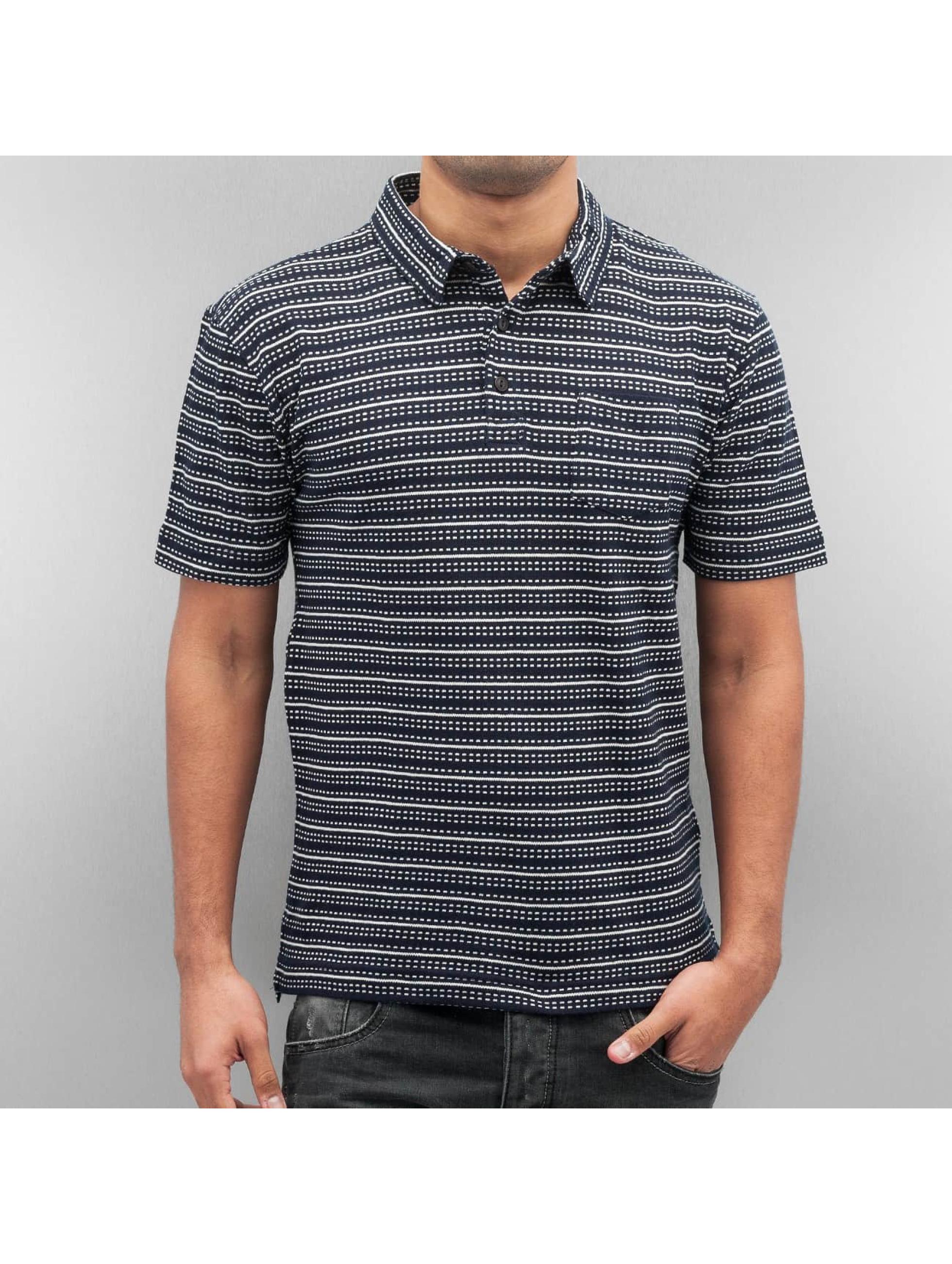 Only & Sons Poloskjorter onsTank Fitted blå