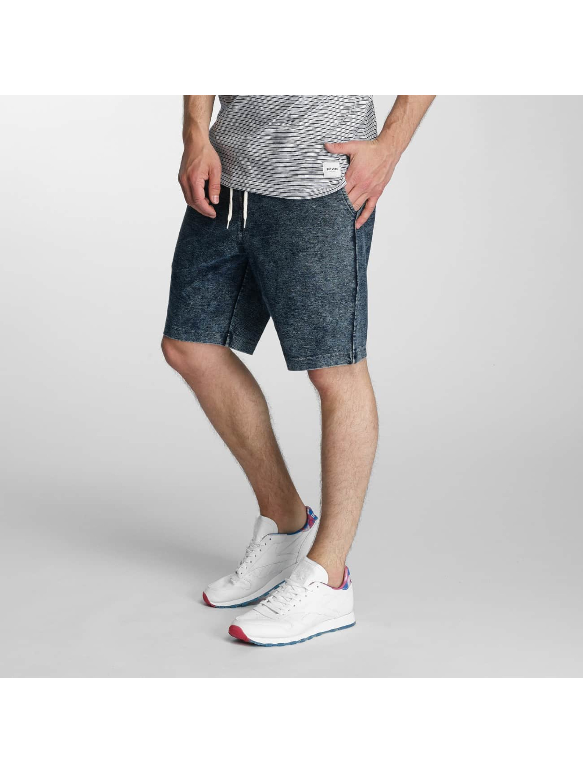 Only & Sons Shorts onsLutz blå