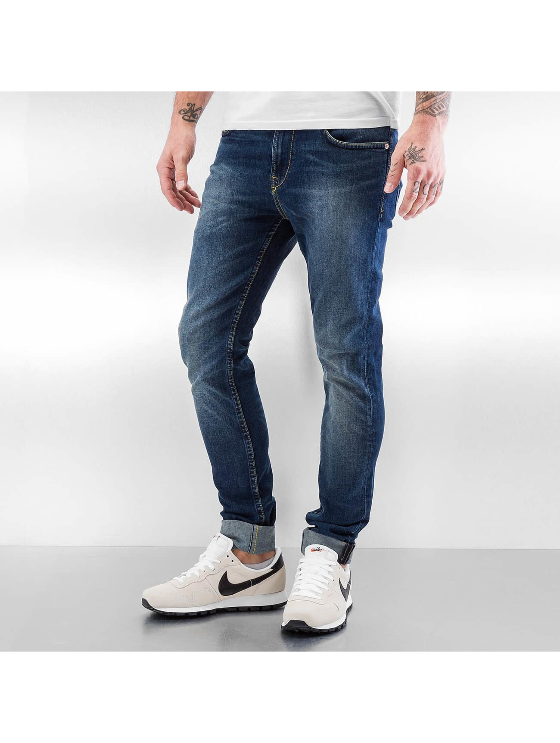 Only & Sons Skinny Jeans onsWrap in blau