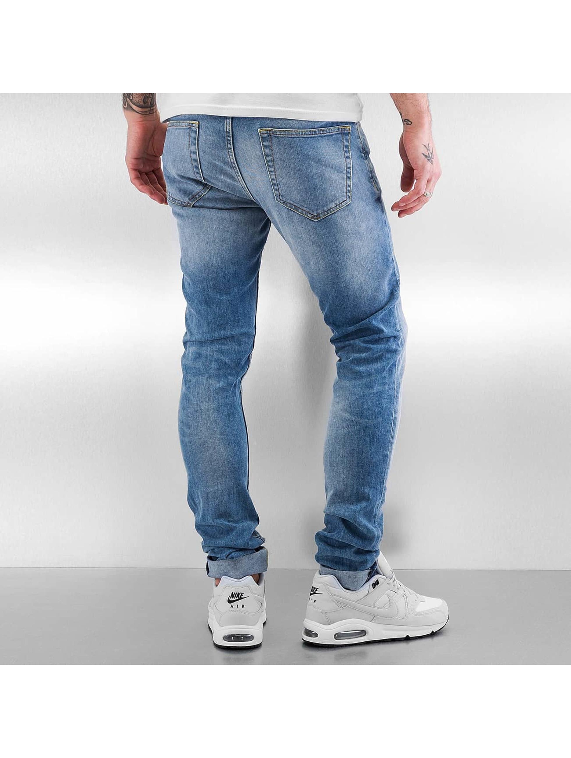 Only & Sons Skinny Jeans onsWrap niebieski