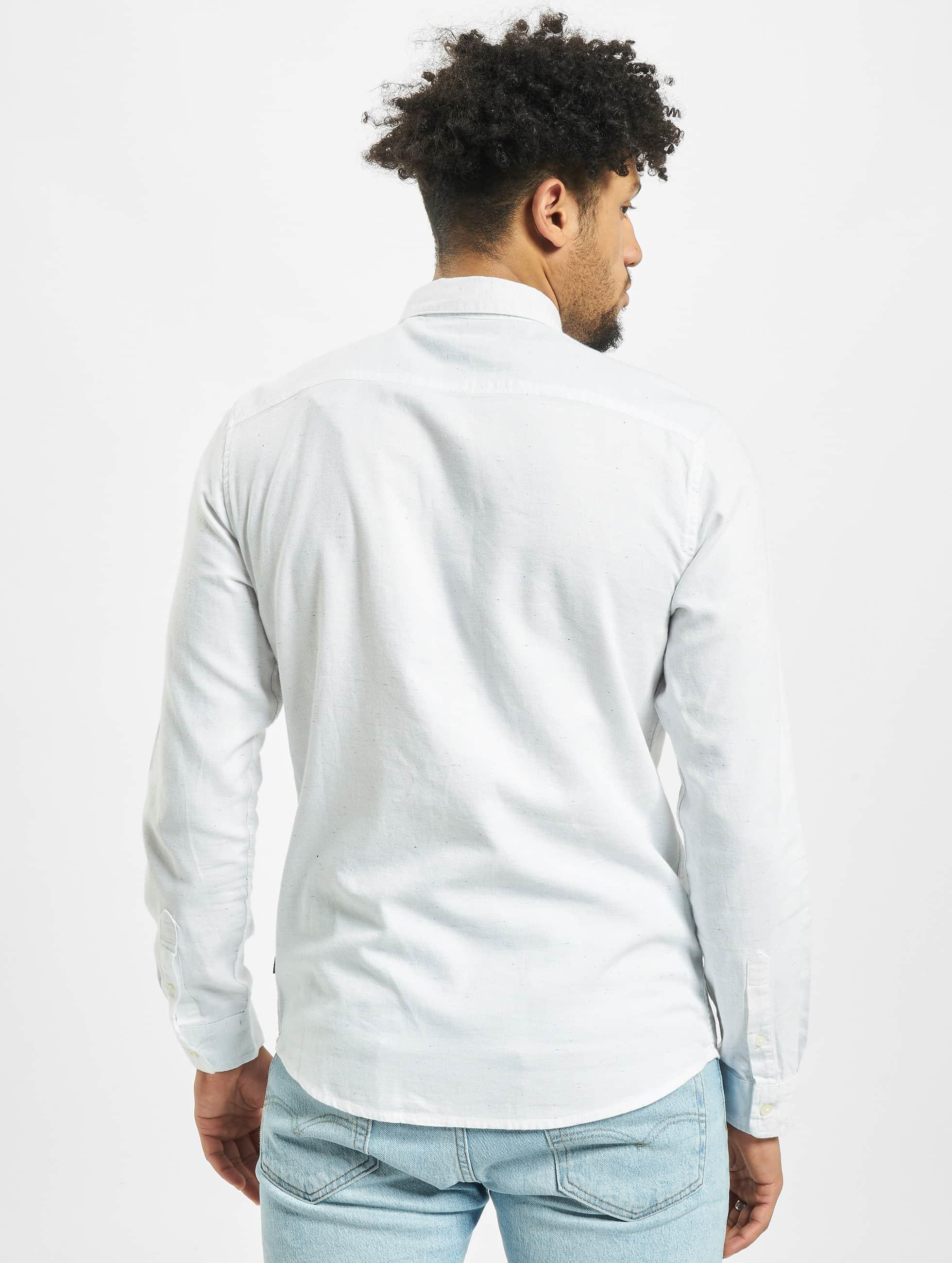 Only & Sons Skjorter onsAsher Napp hvit