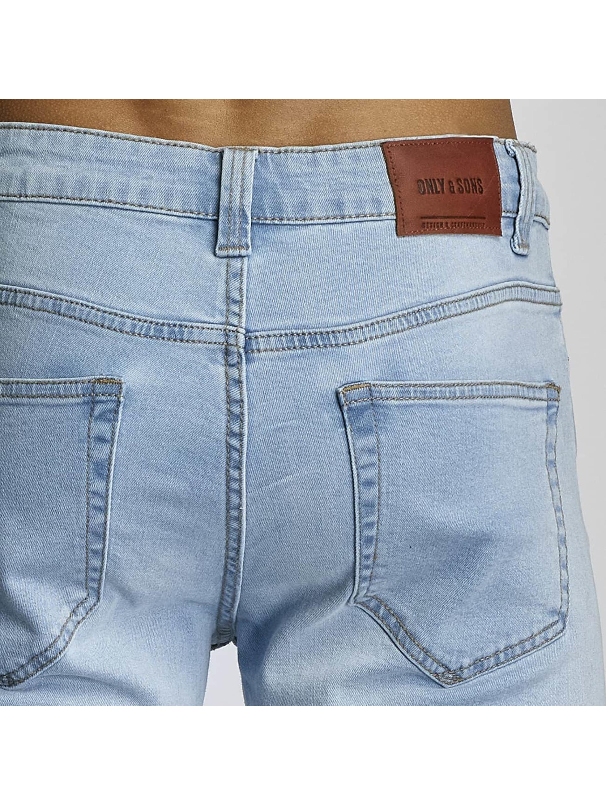 Only & Sons Slim Fit Jeans onsLoom 6006 modrá