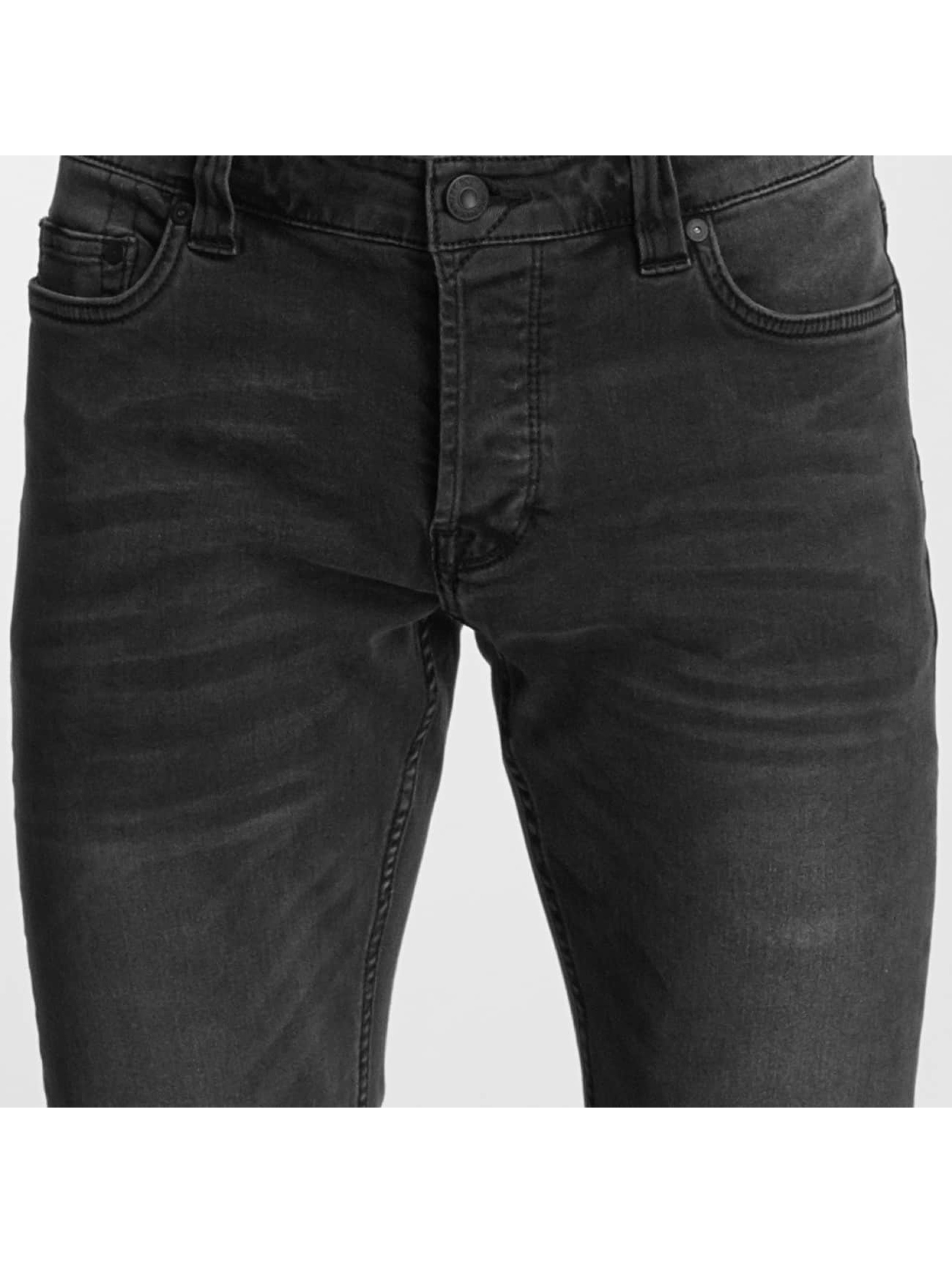 Only & Sons Slim Fit Jeans onsLoom zwart