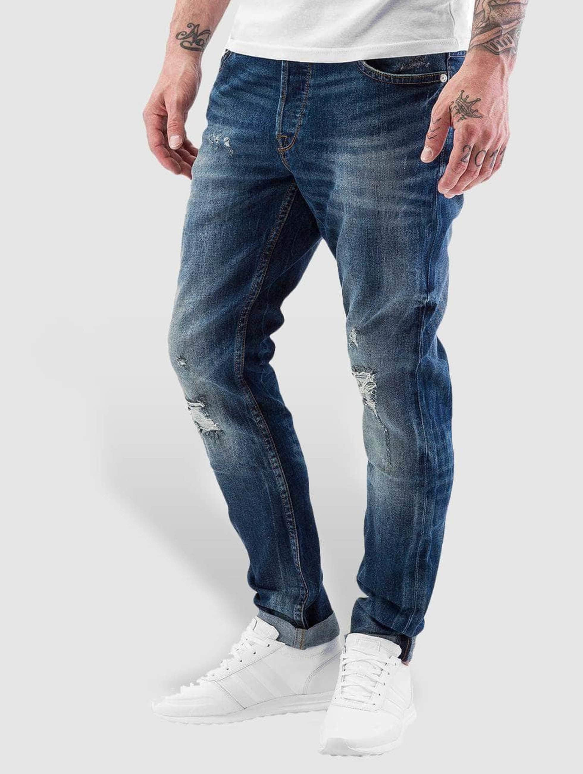 Only & Sons Straight Fit Jeans onsLoom 3950 blau