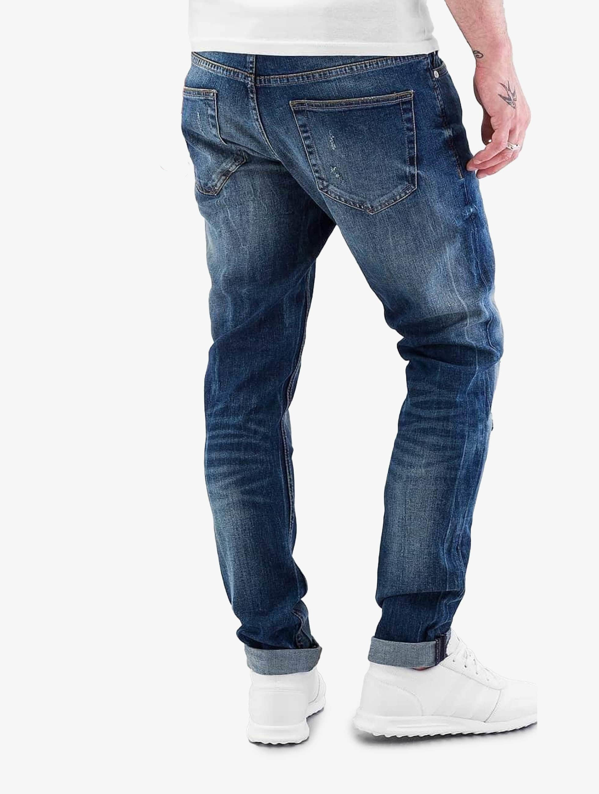 Only & Sons Straight fit jeans onsLoom 3950 blauw