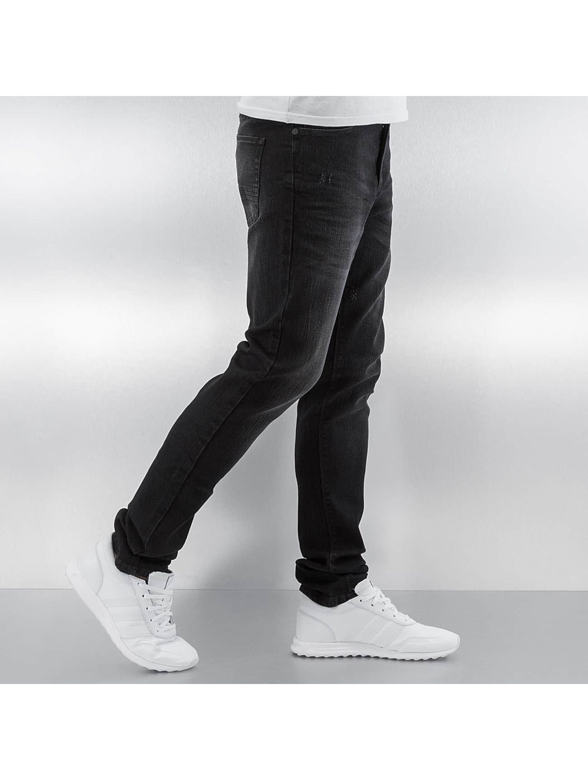 Only & Sons Straight fit jeans onsLoom zwart