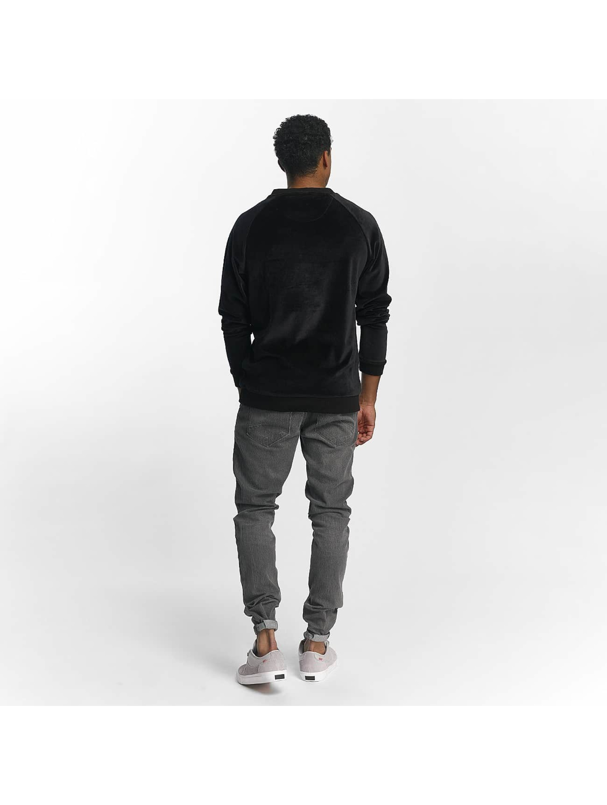 Only & Sons Swetry onsTheo Velour niebieski