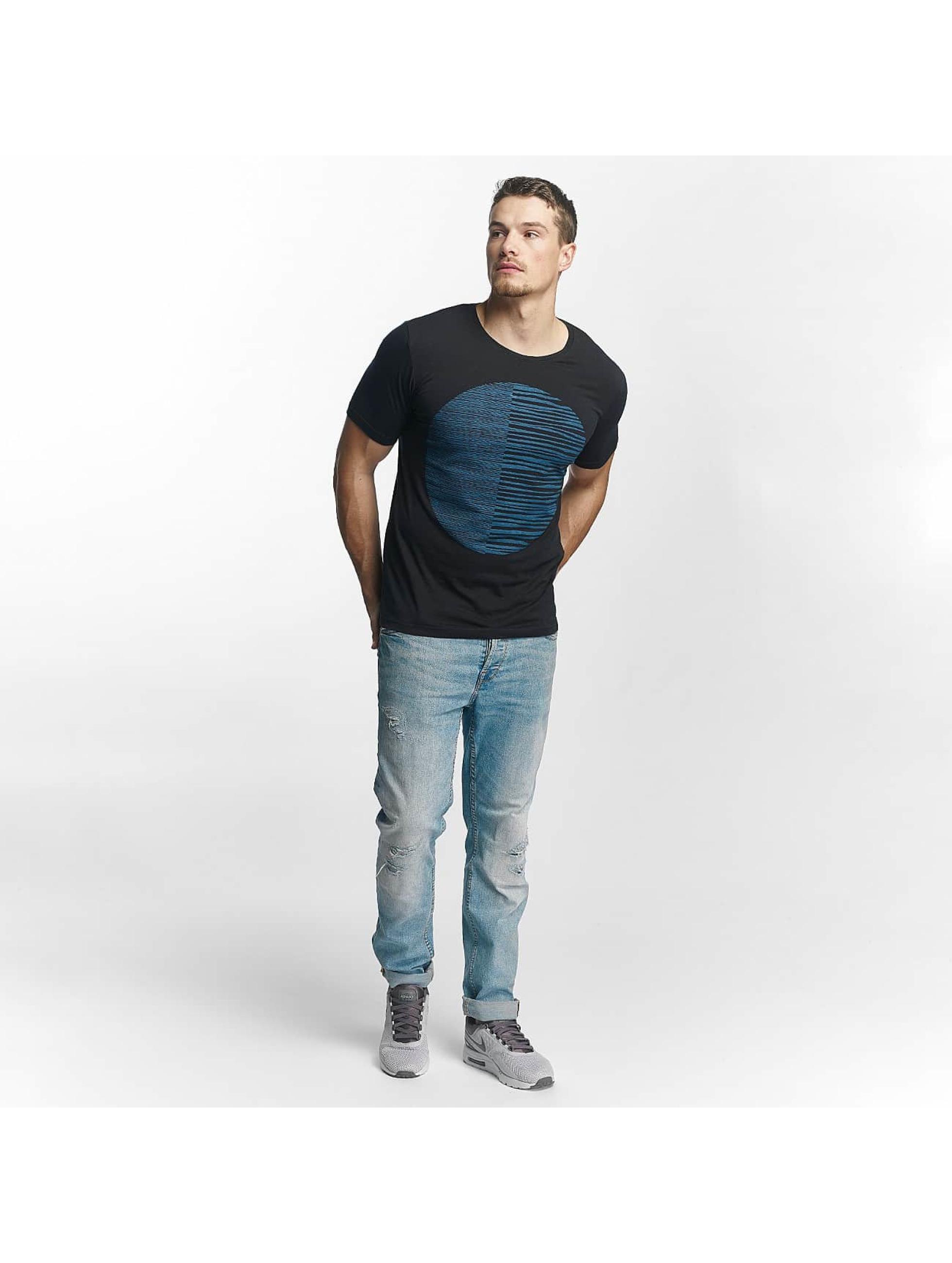 Only & Sons T-Shirt onsMerek O-Neck blau
