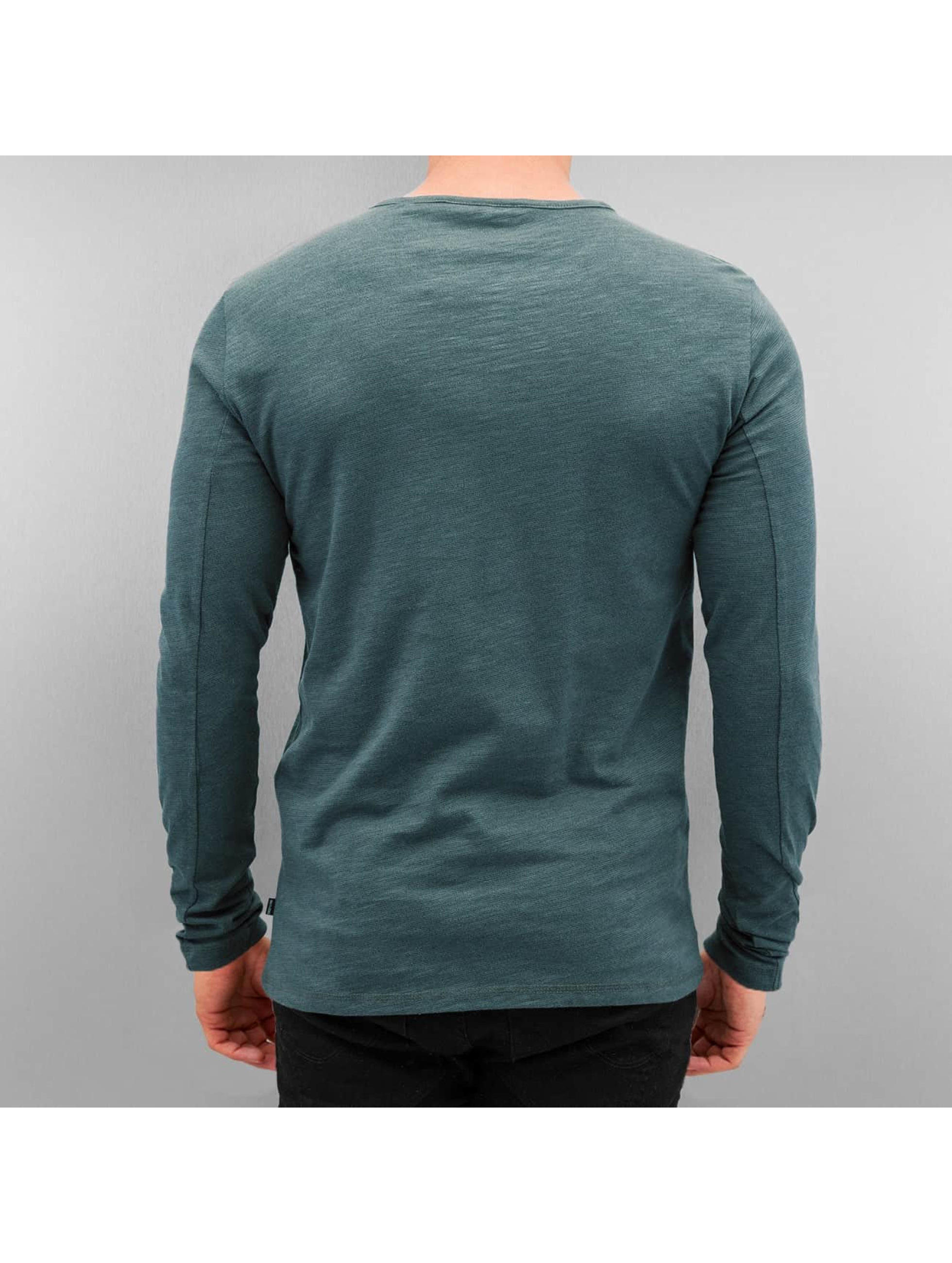 Only & Sons T-Shirt manches longues onsNeal Fitted gris