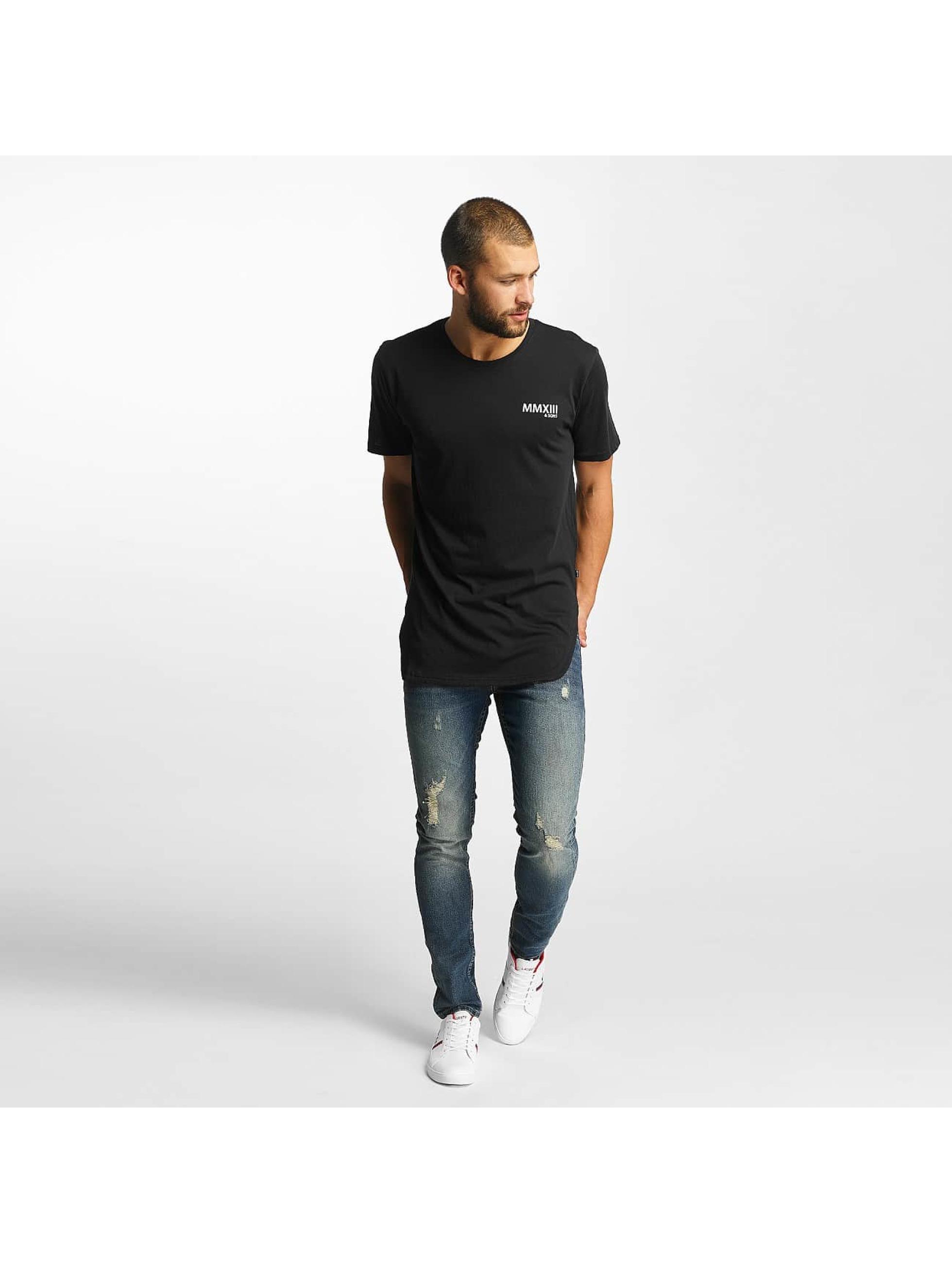 T-Shirt Only & Sons onsAction en noir