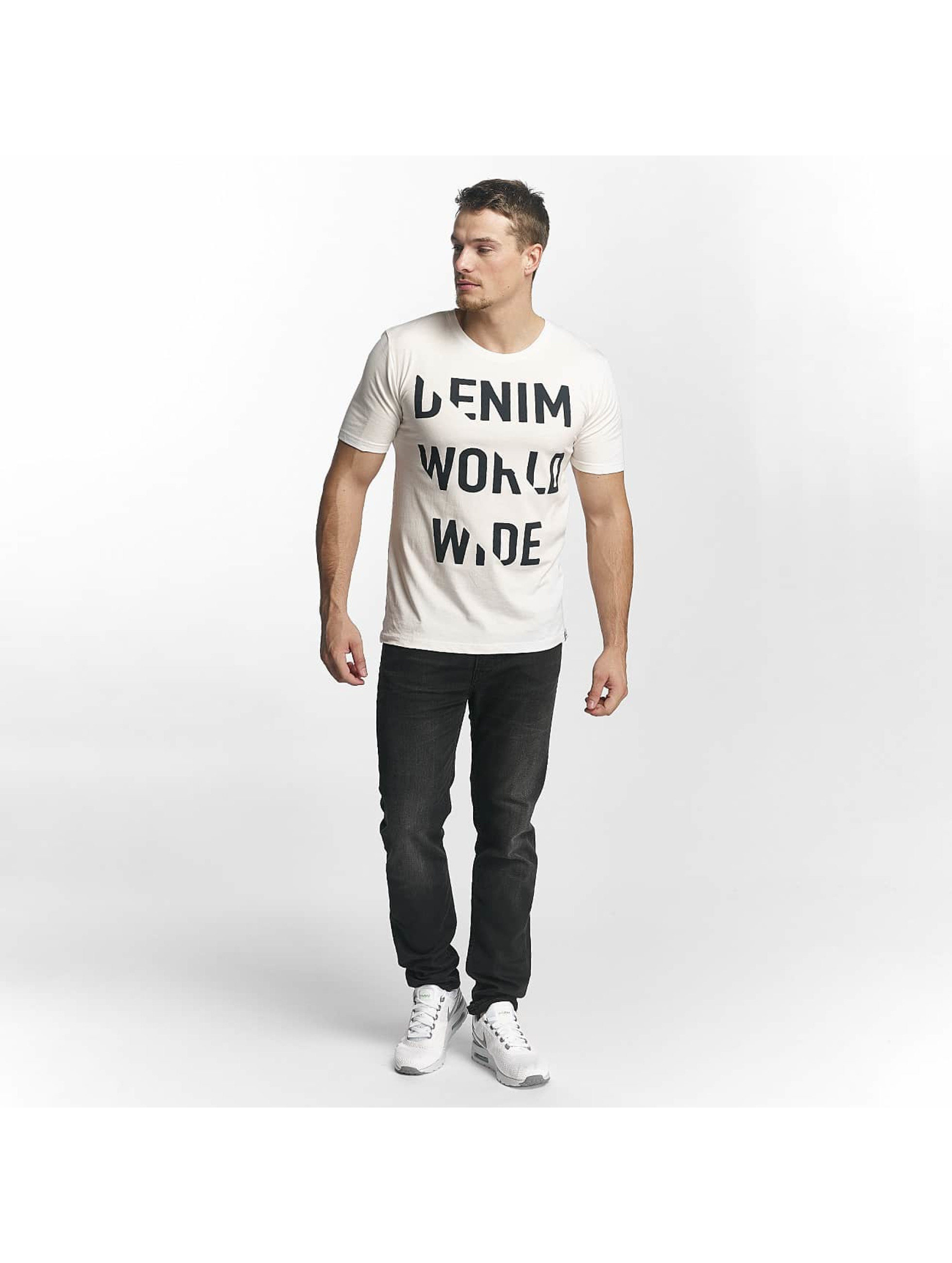 Only & Sons T-Shirt onsMerek O-Neck weiß