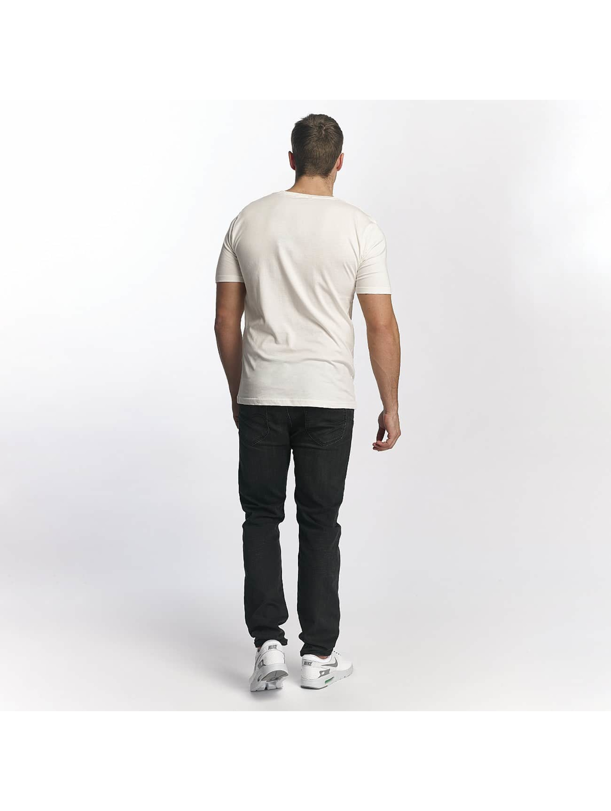 Only & Sons T-Shirt onsMerek O-Neck weiß