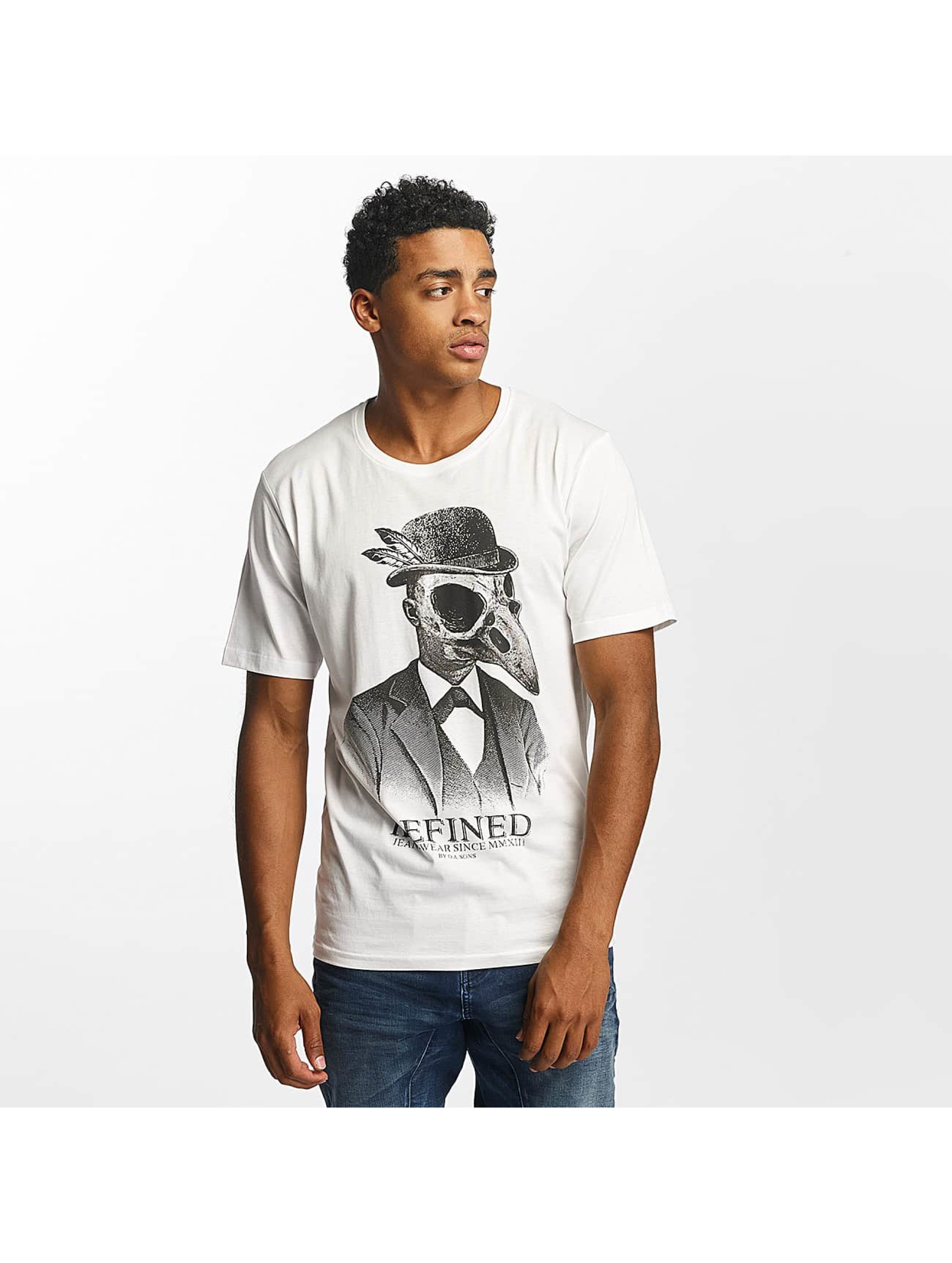 Only & Sons T-Shirt onsAbraham white