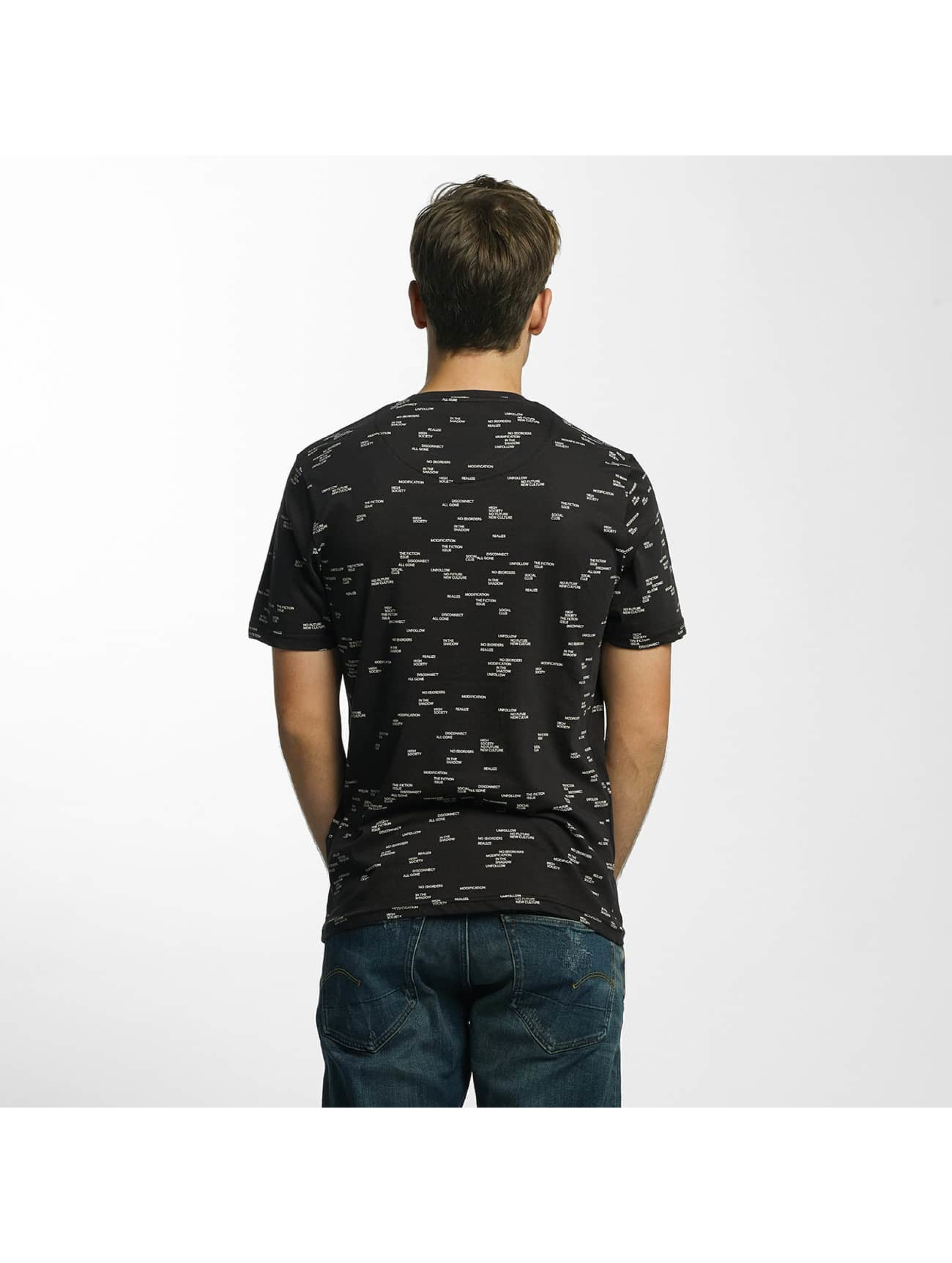Only & Sons T-Shirty onsAnker czarny