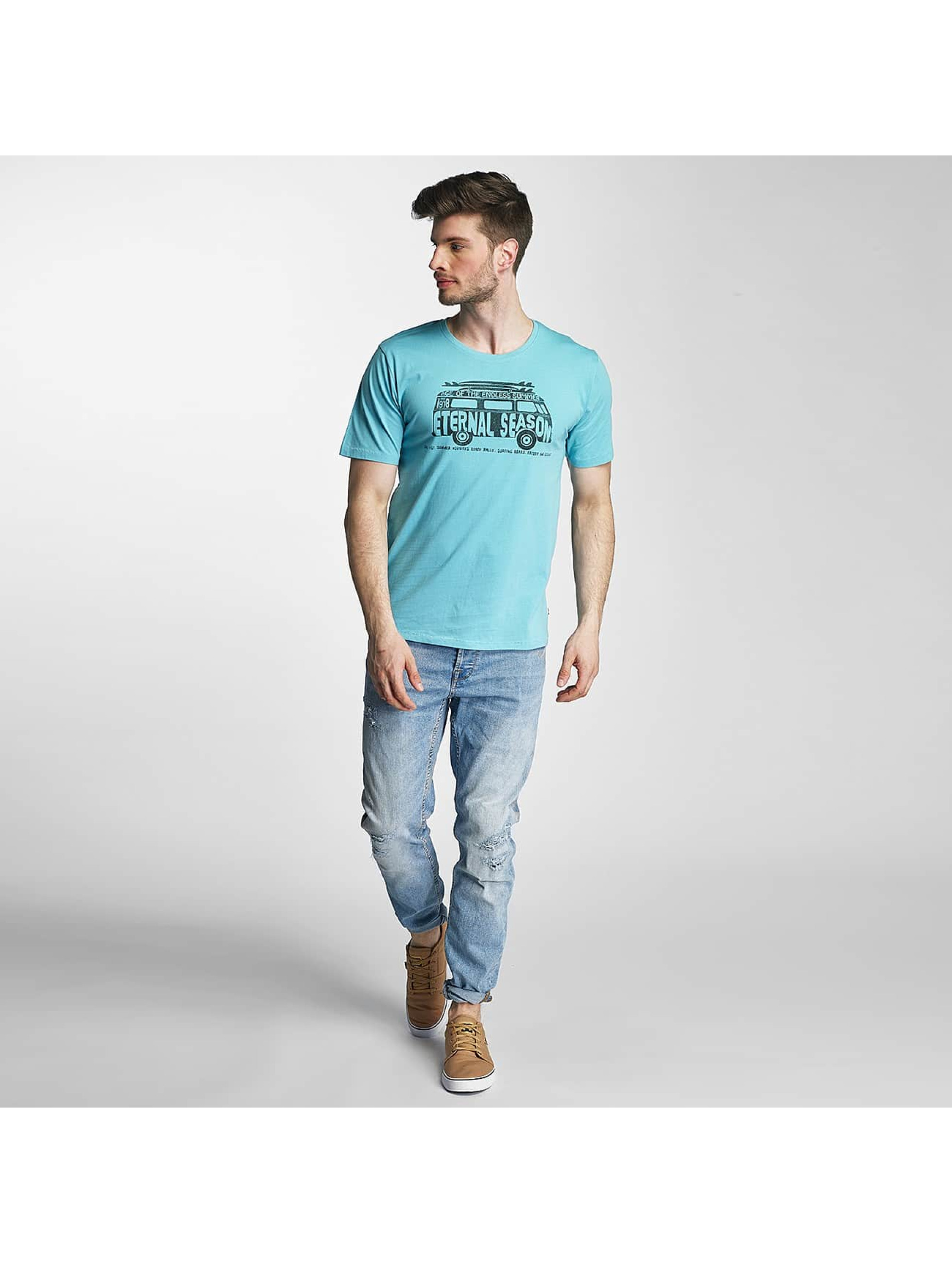 Only & Sons T-Shirty onsSevel niebieski