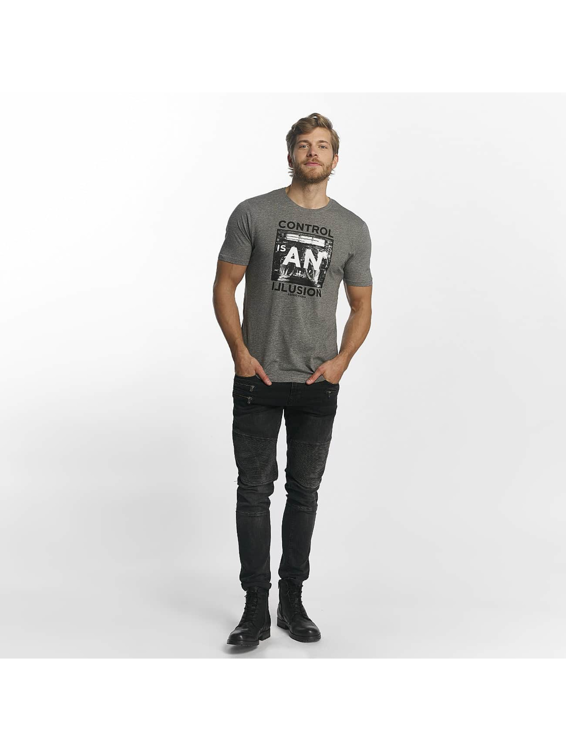 Only & Sons T-Shirty onsMaceo szary