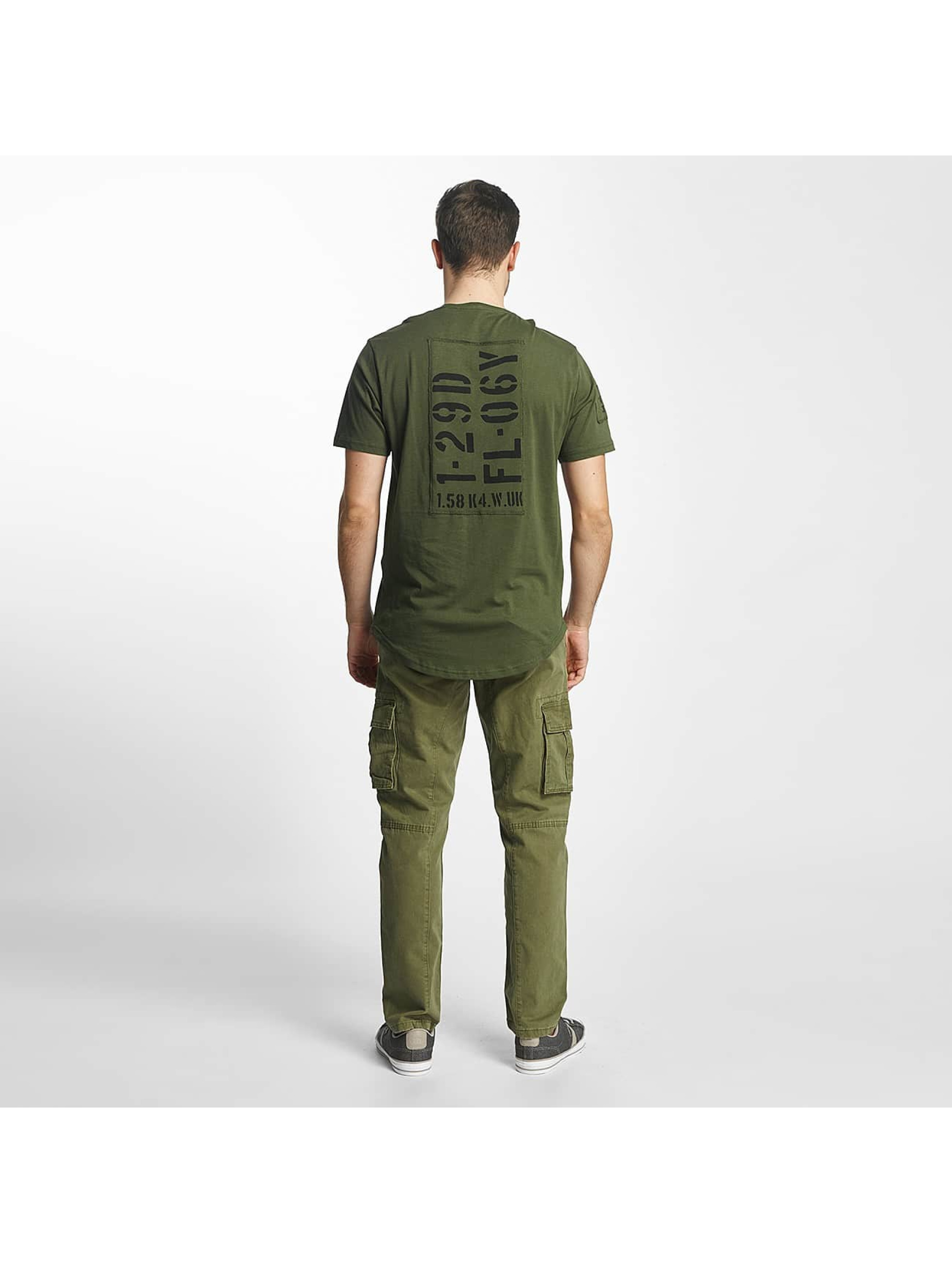 Only & Sons T-Shirty onsCamp zielony