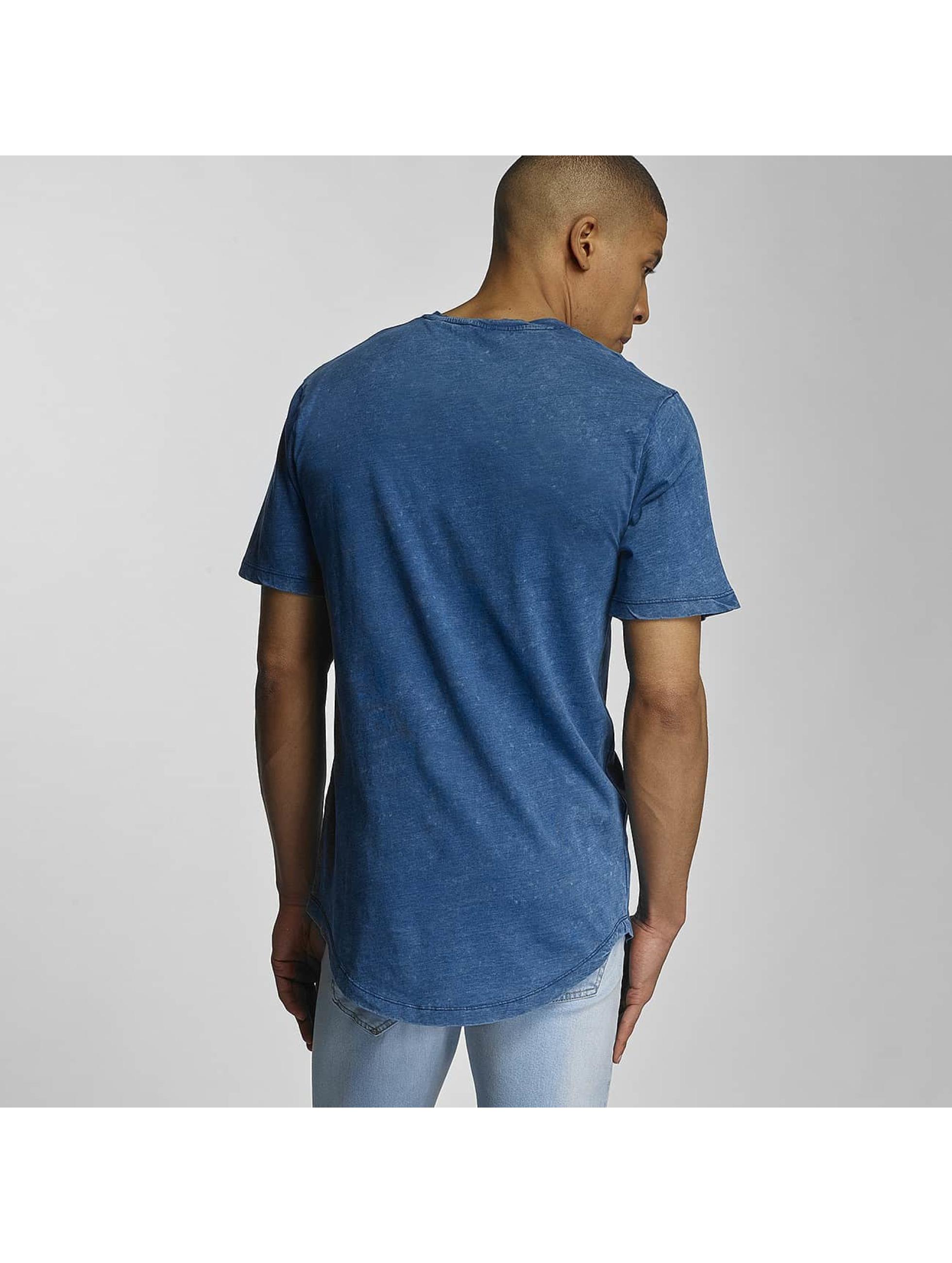 Only & Sons Tall Tees onsIndigo Ice Longy blau